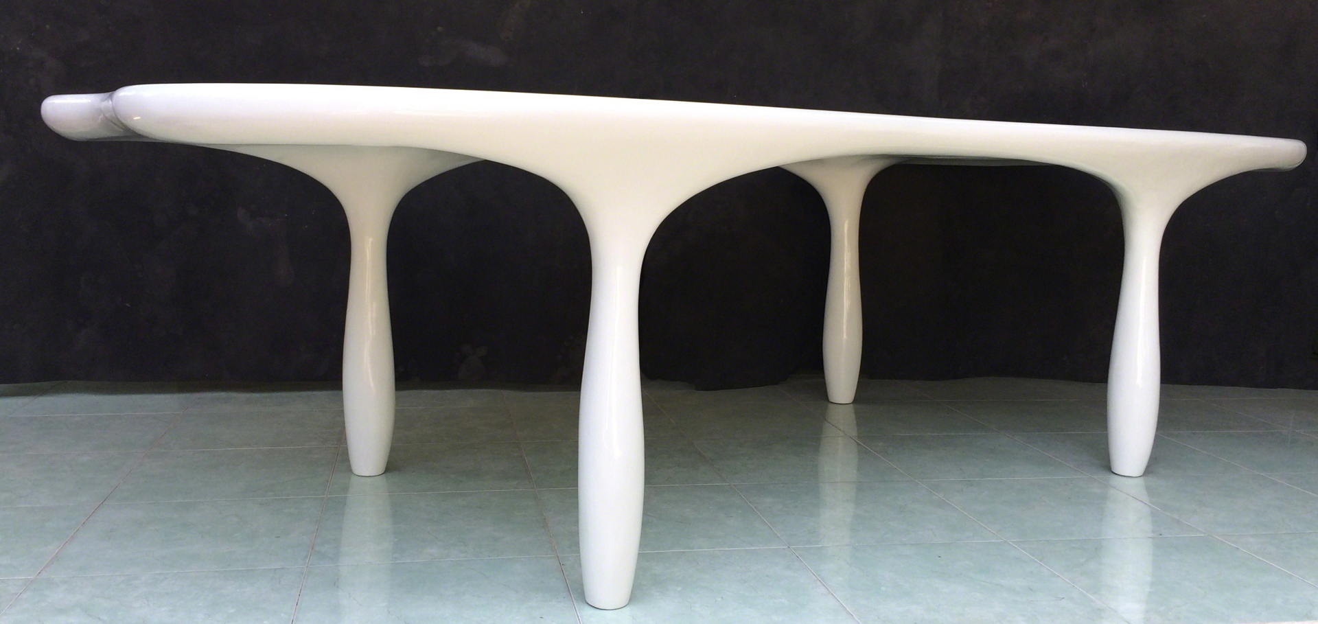 """Luca"" Dining Table by Jacques Jarrige"
