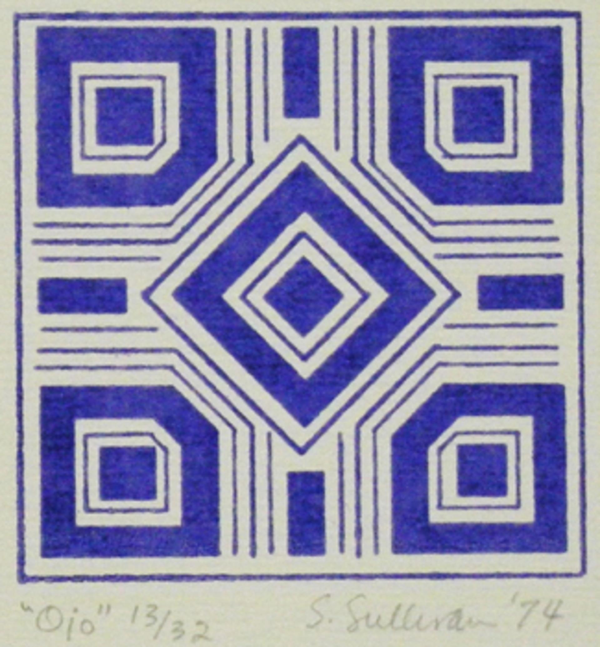 Ojo by Stella Sullivan Prints