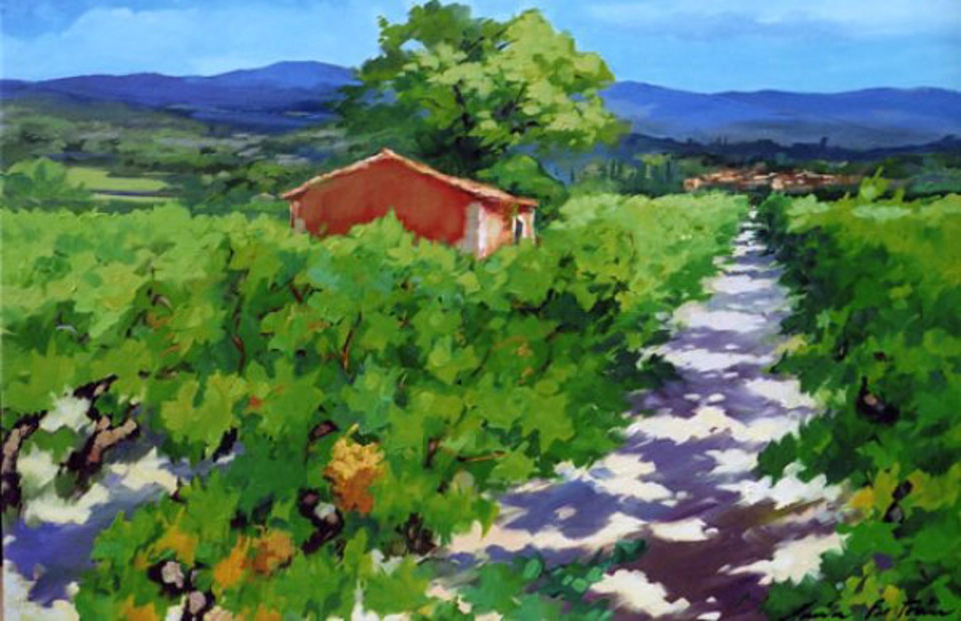 Path To L\'Yves by Maria Bertrán