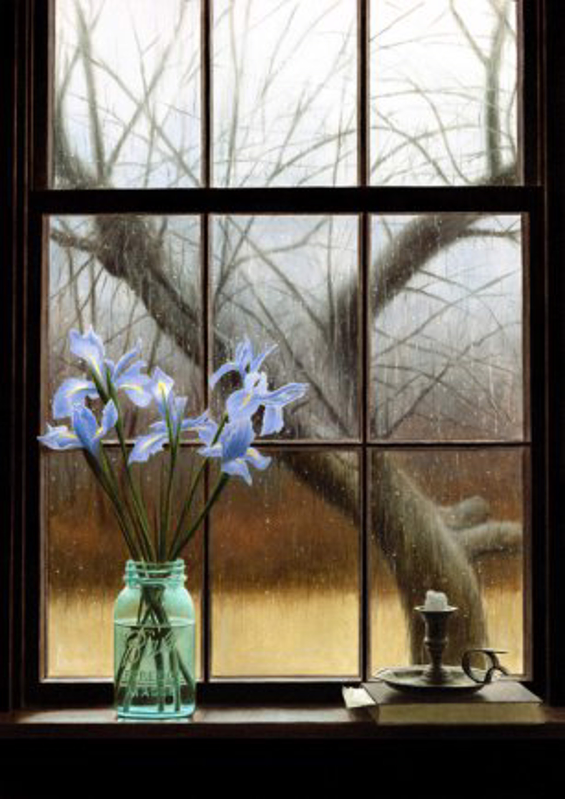 April Thunder by Alexander Volkov