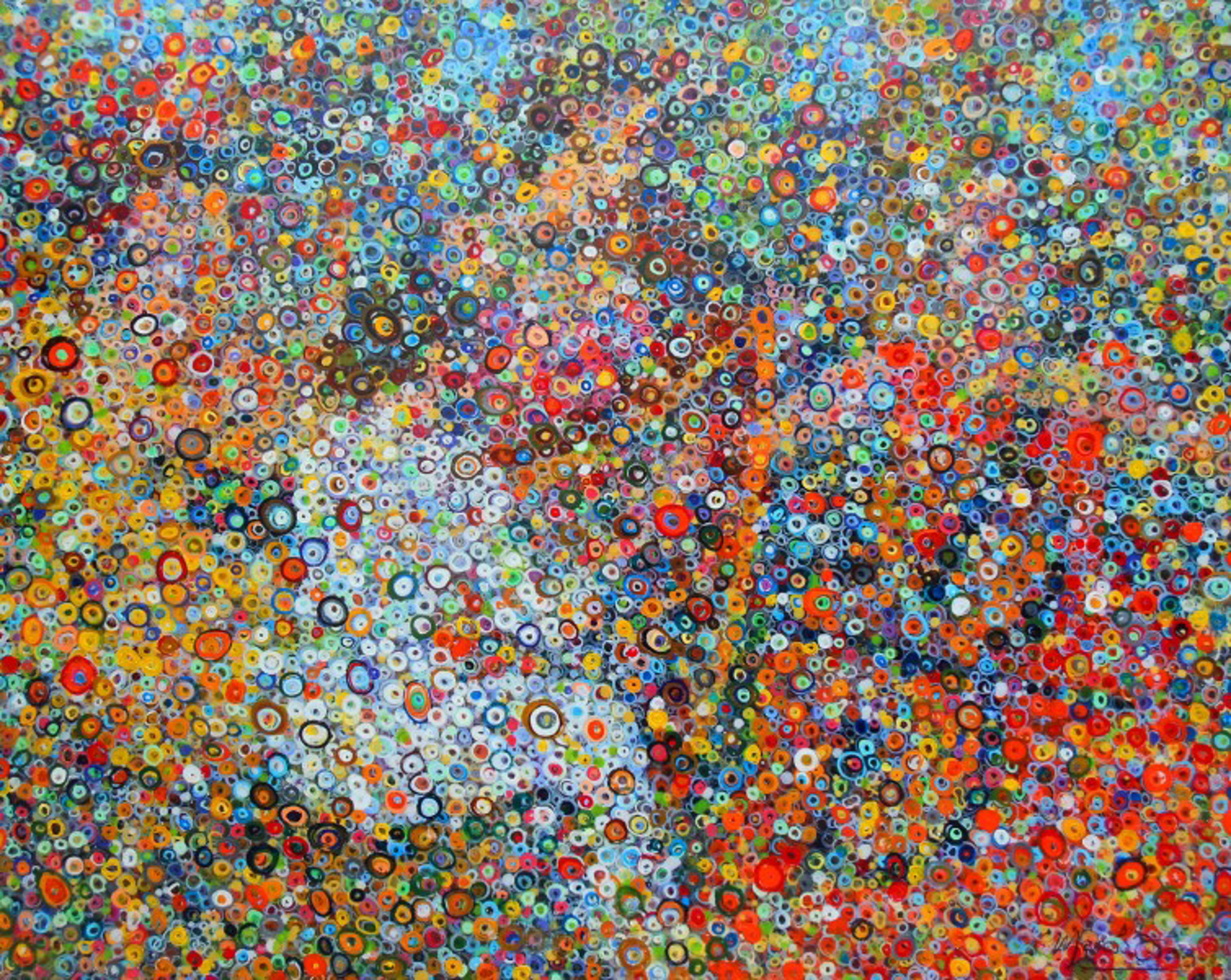 Melody in the Garden by Marcio Diaz