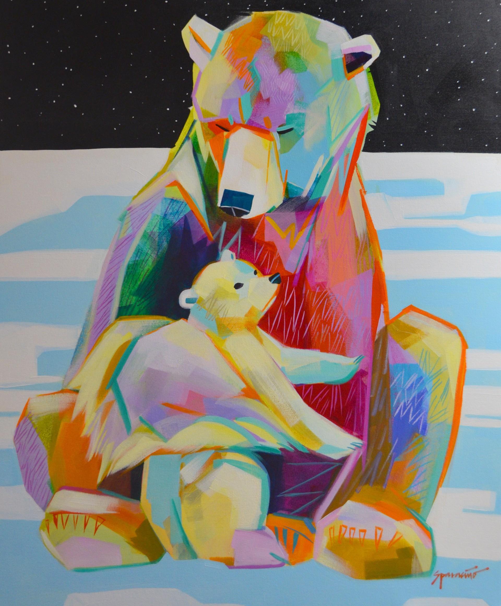 Mother's Heart II by JENNIFER SPARACINO