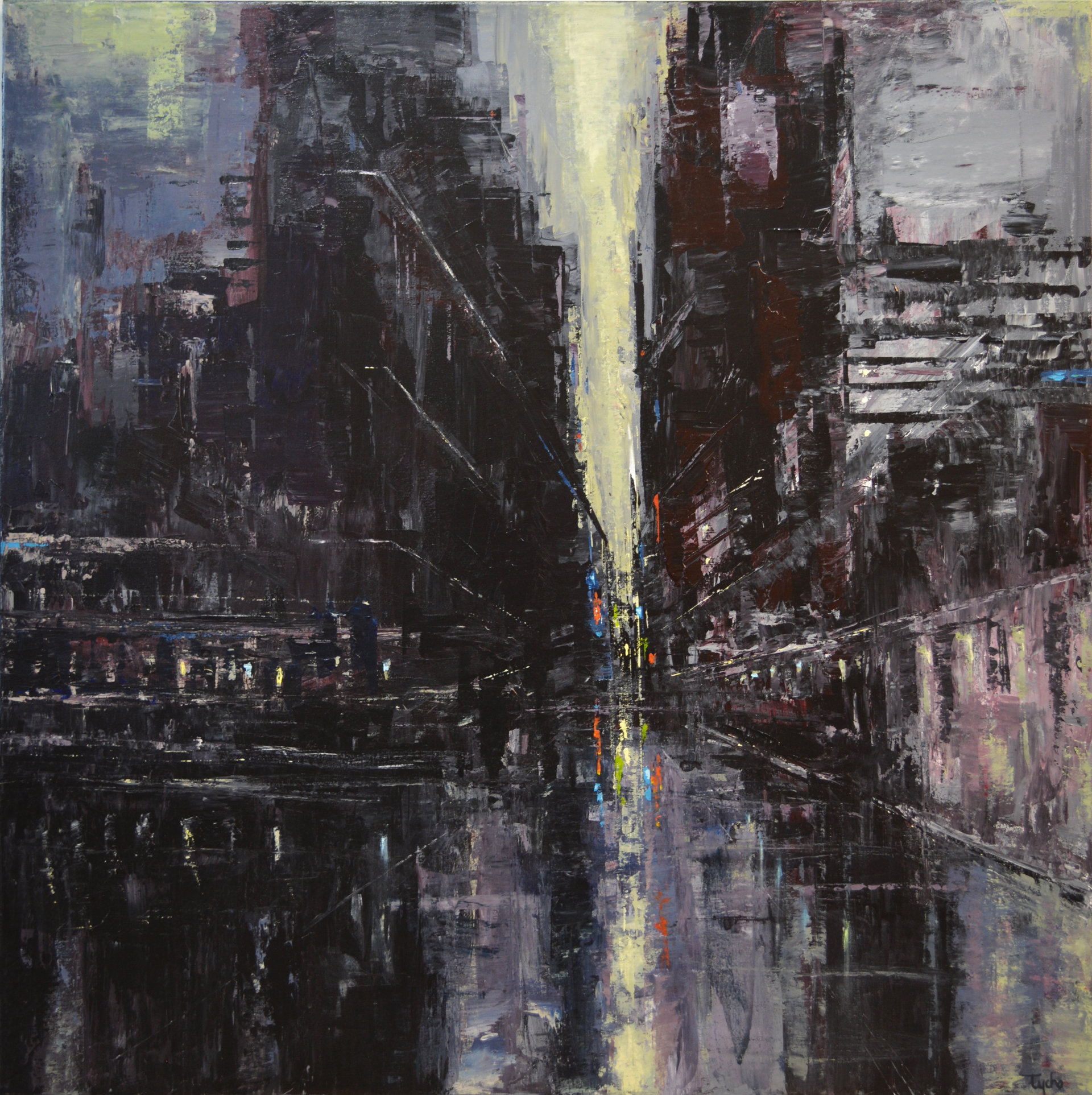 Urbania #3 by David Tycho