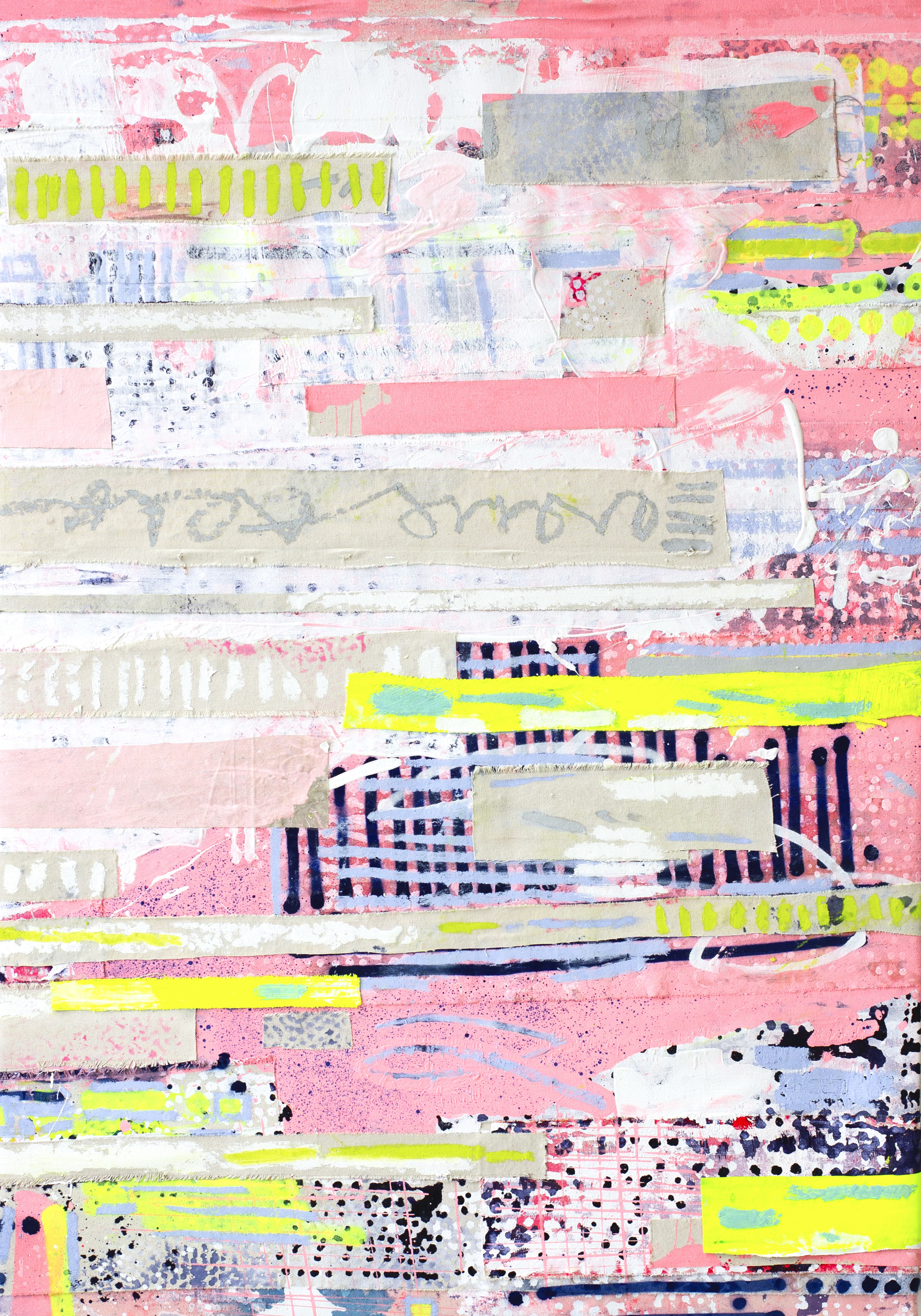 Candy Coated Super Cool II  (Can be Vertical or Horizontal Orientation) by Linda Colletta