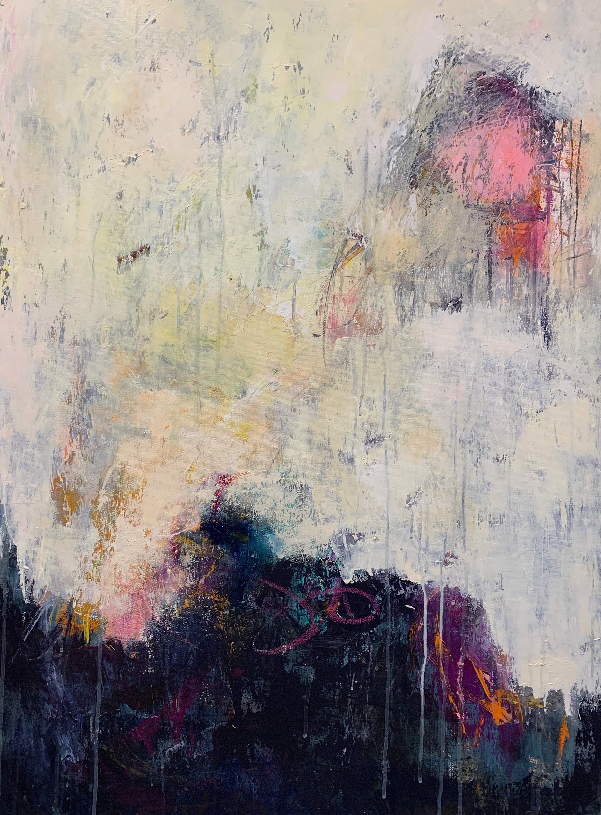 Everest I by Alicia Gitlitz