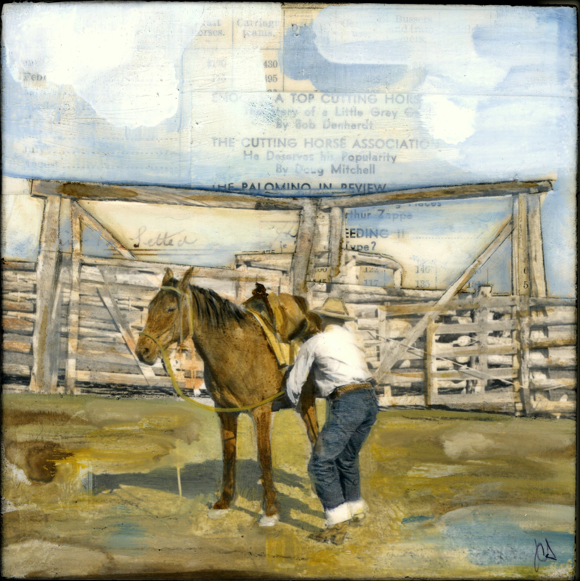 Trailhorse by JC Spock