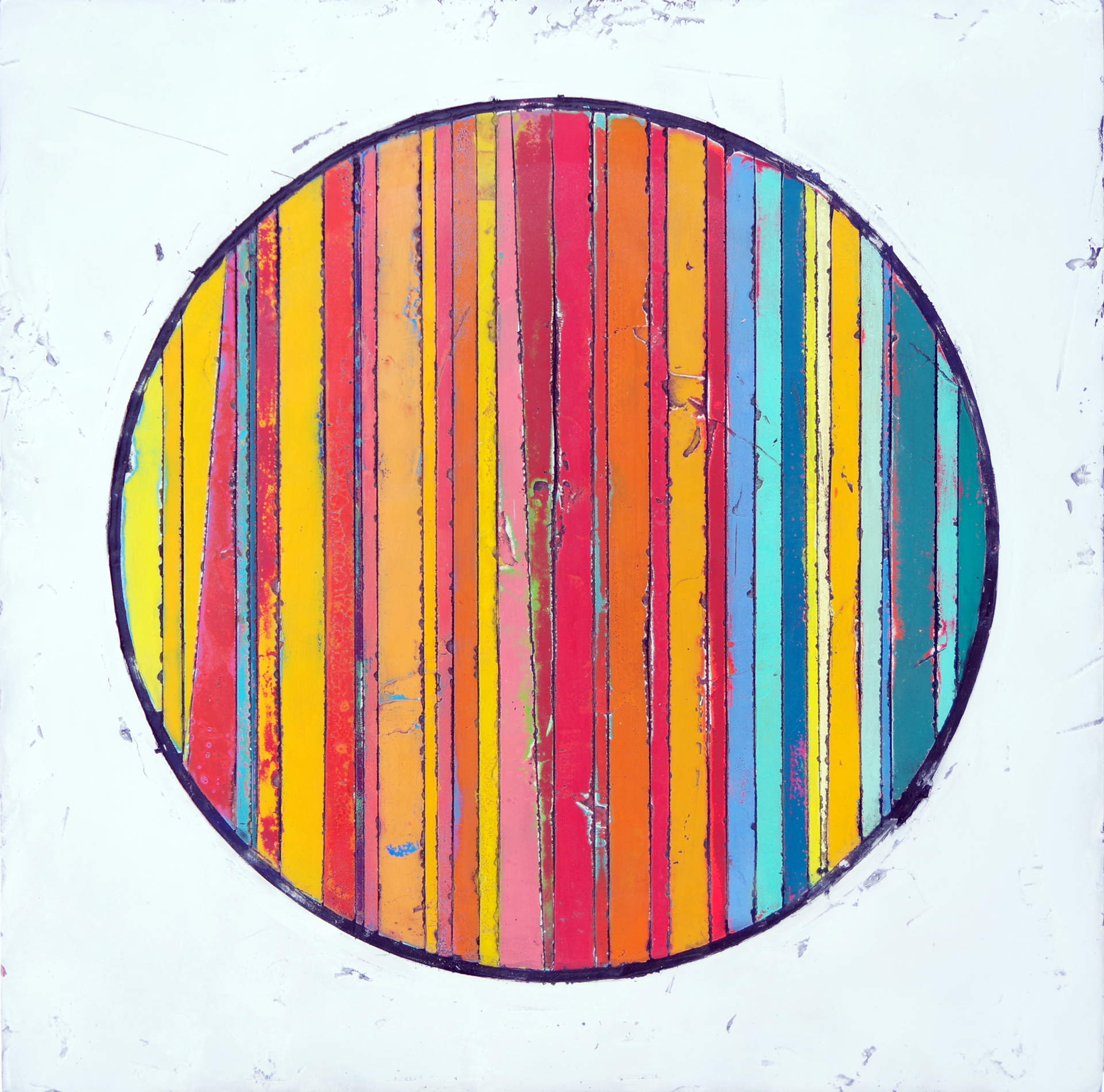 Circle Squared 3 by Curtis Olson