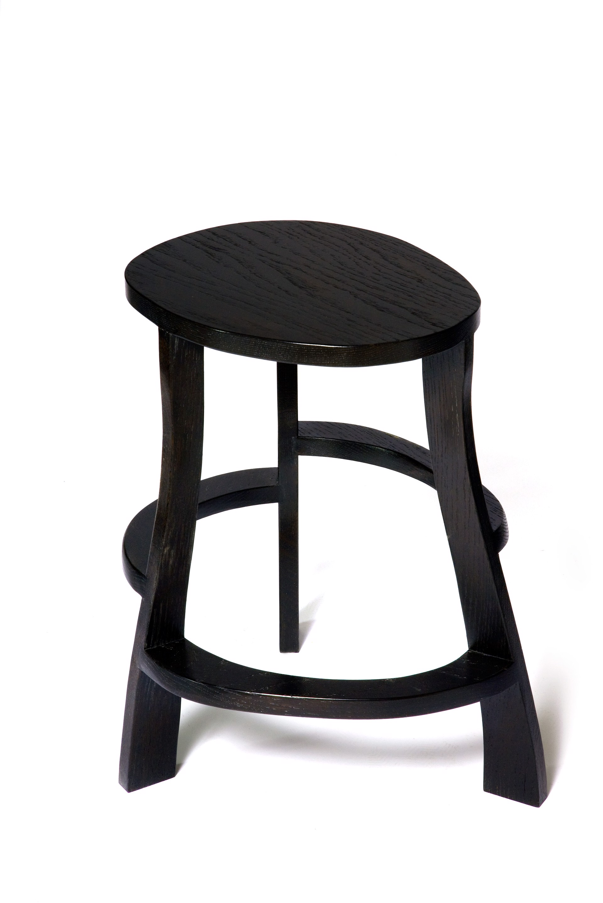 """Meanders"" Stool  by Jacques Jarrige"