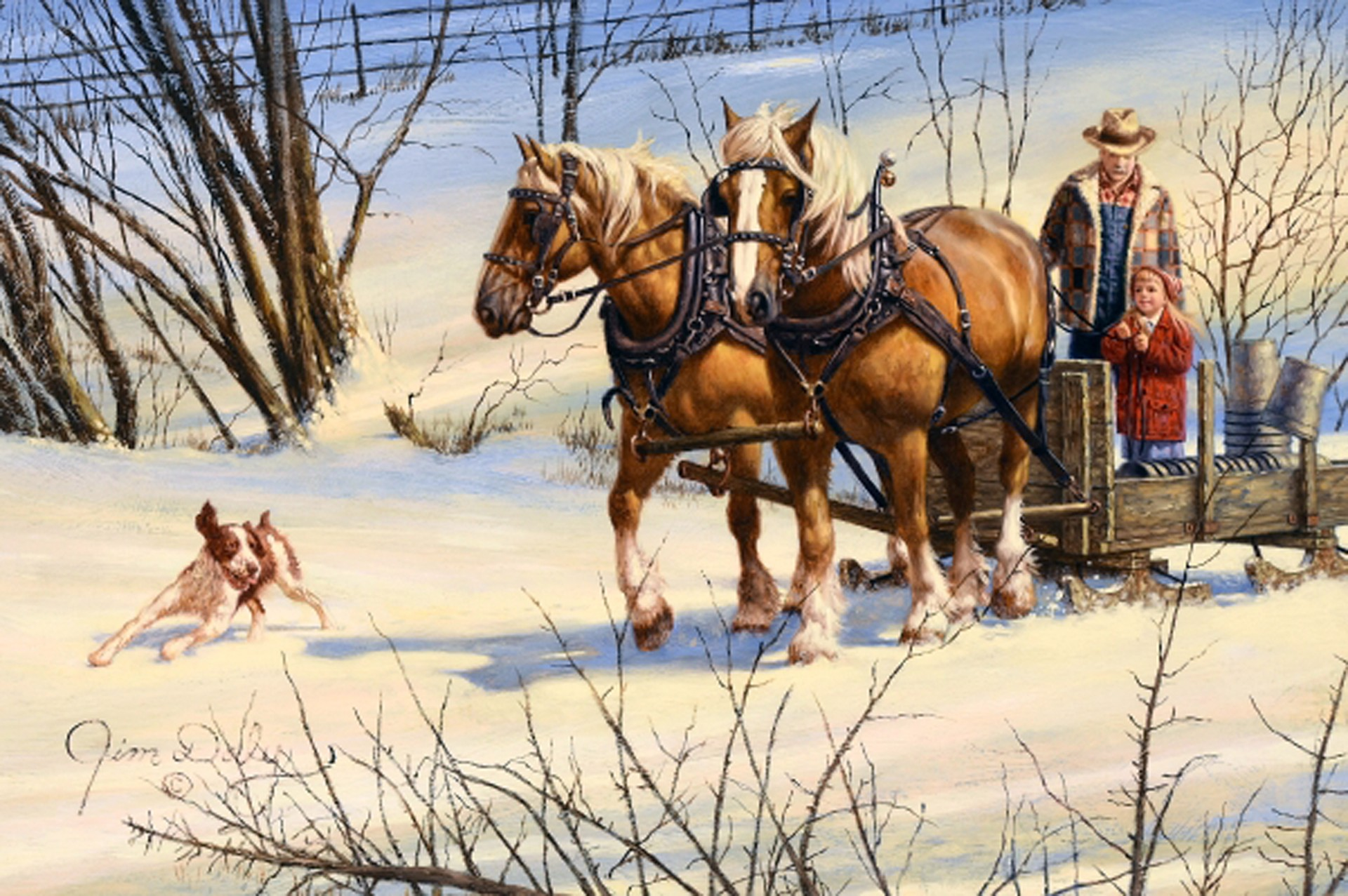 Handing Over the Reins by Jim Daly