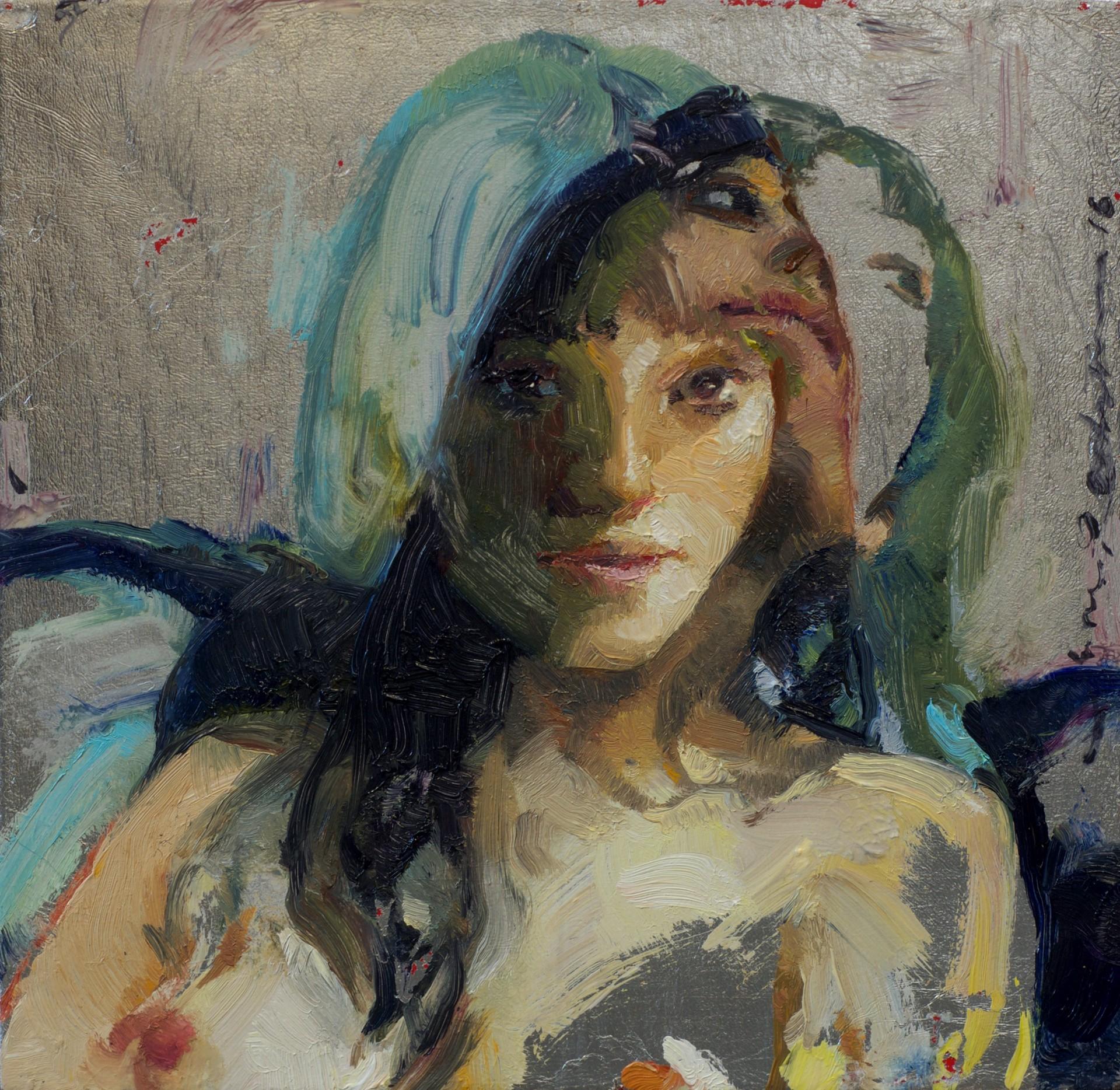 Lizzie Study by Jane Radstrom