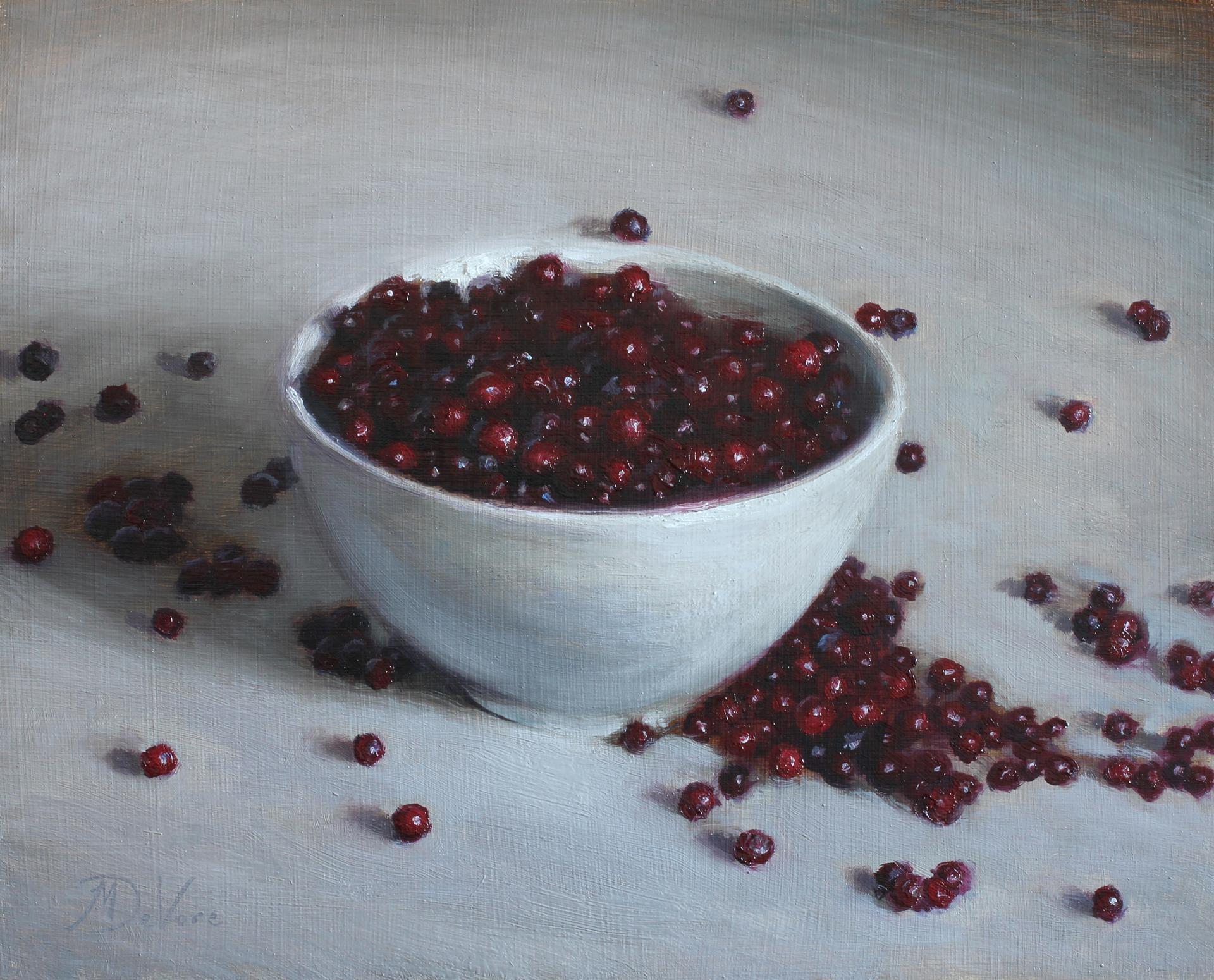 Lingonberries by Michael DeVore