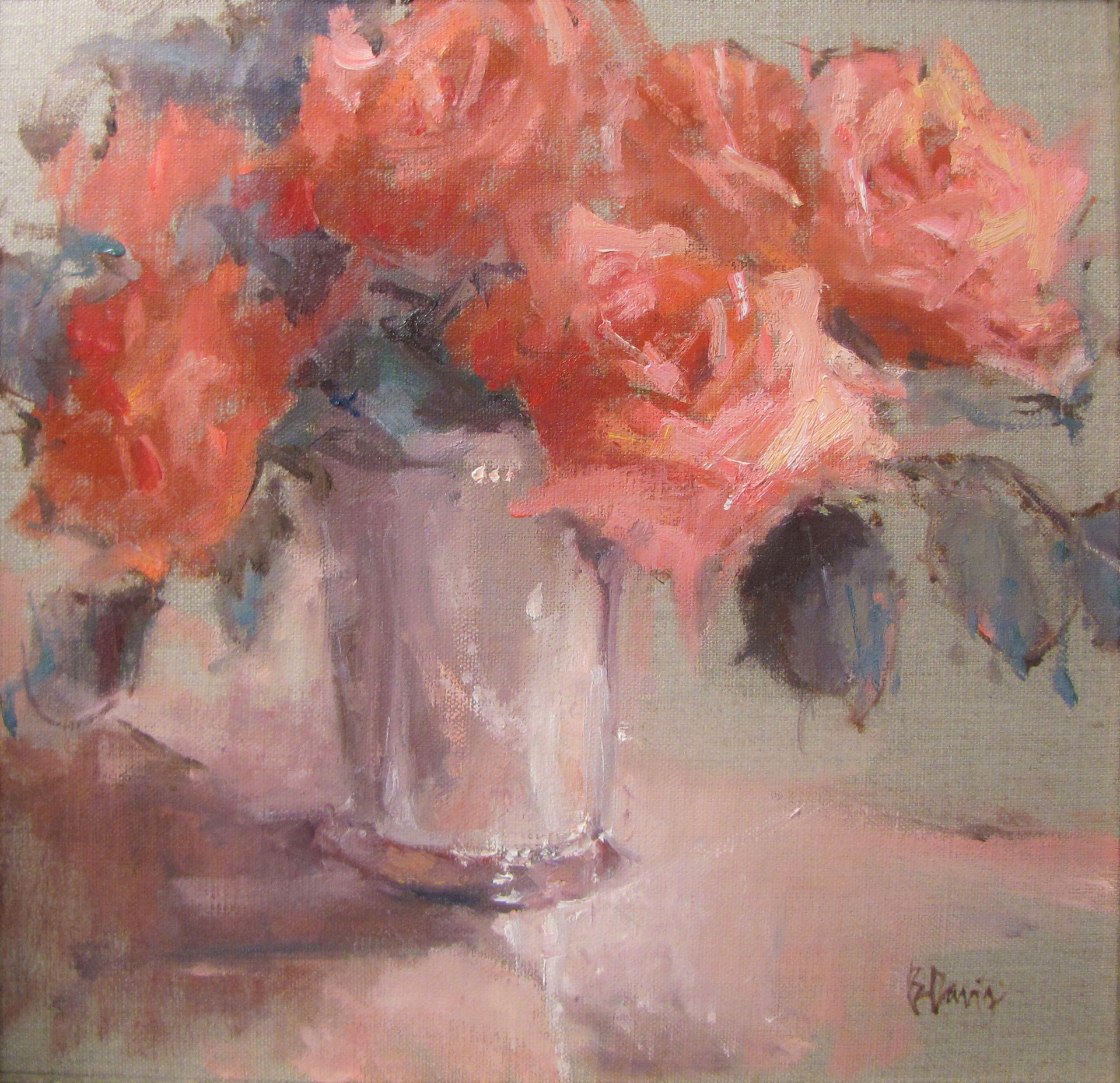 Stop and Smell the Roses by Barbara Davis