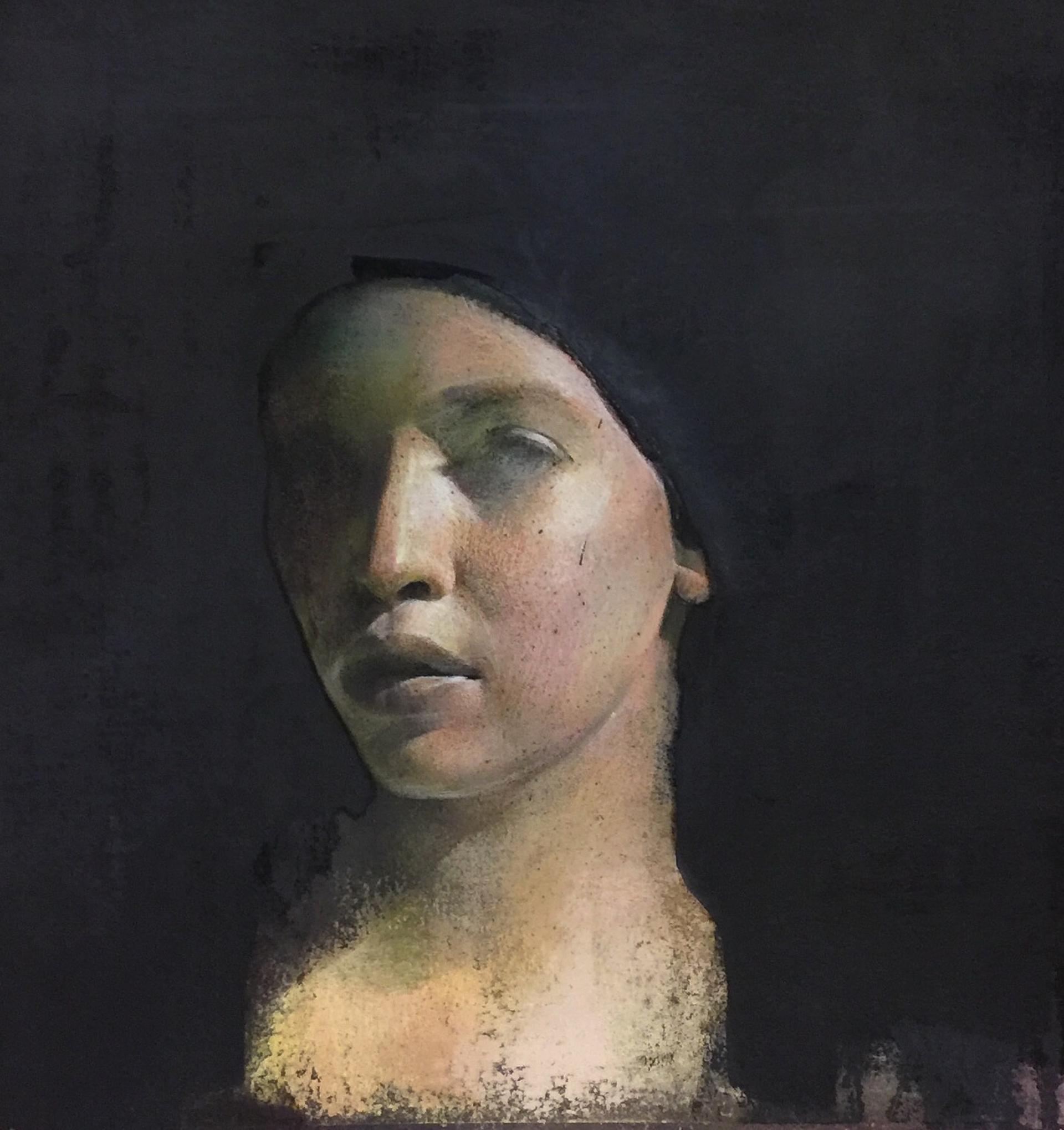 Head Study 2 by Yuriy Ibragimov