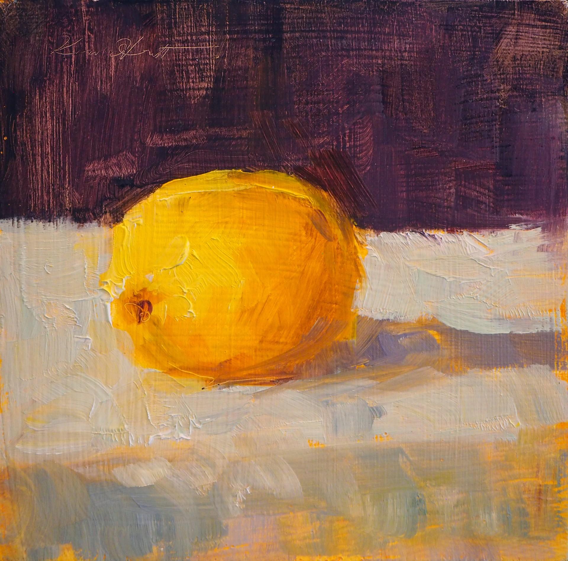 Compliments for the Lemon by Karen Hewitt Hagan