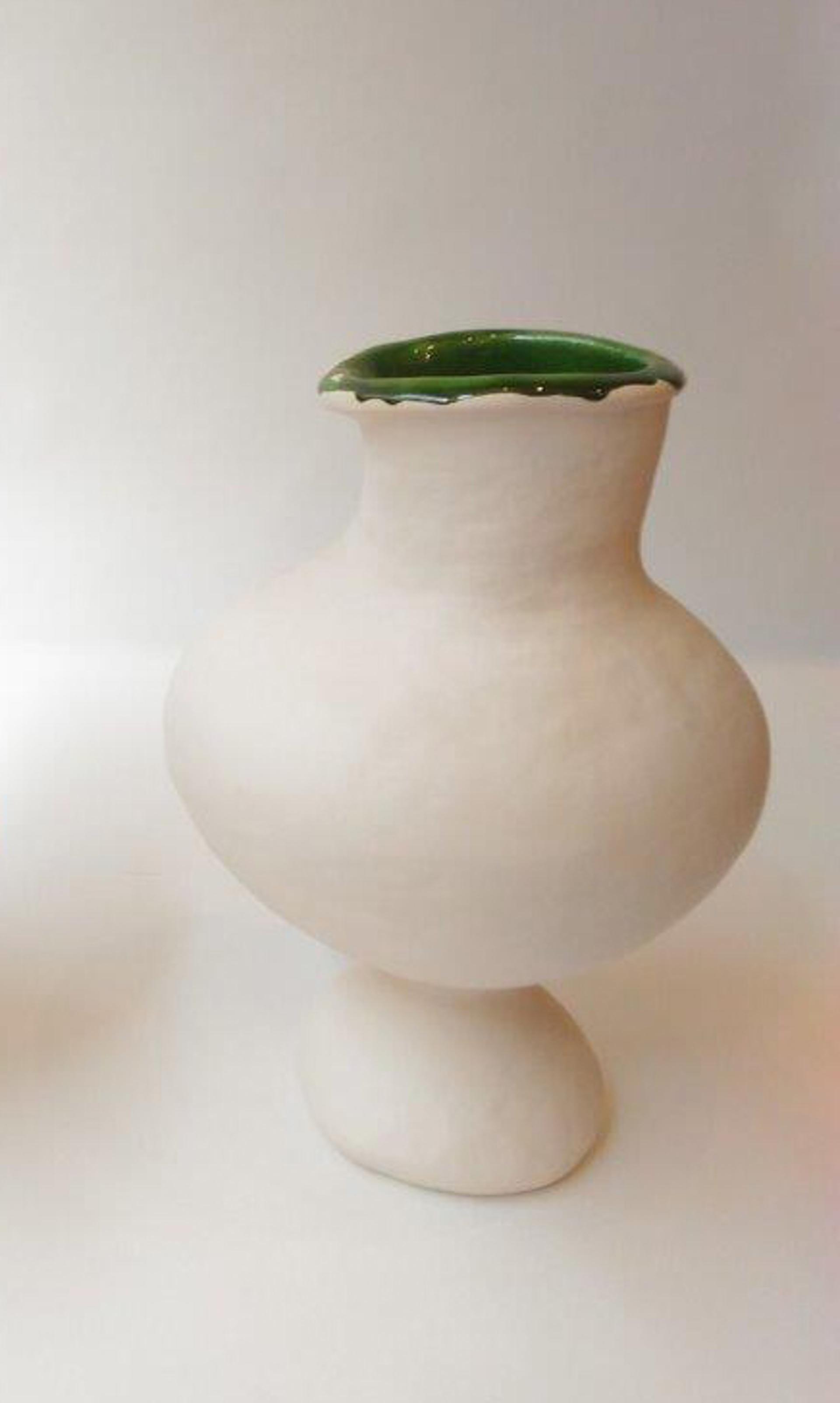 """""""Aiguière"""" Ceramic by Claire de Lavallee"""