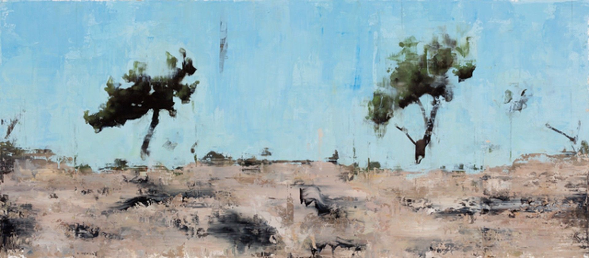 Untitled Landscape 3 by Matthew Saba