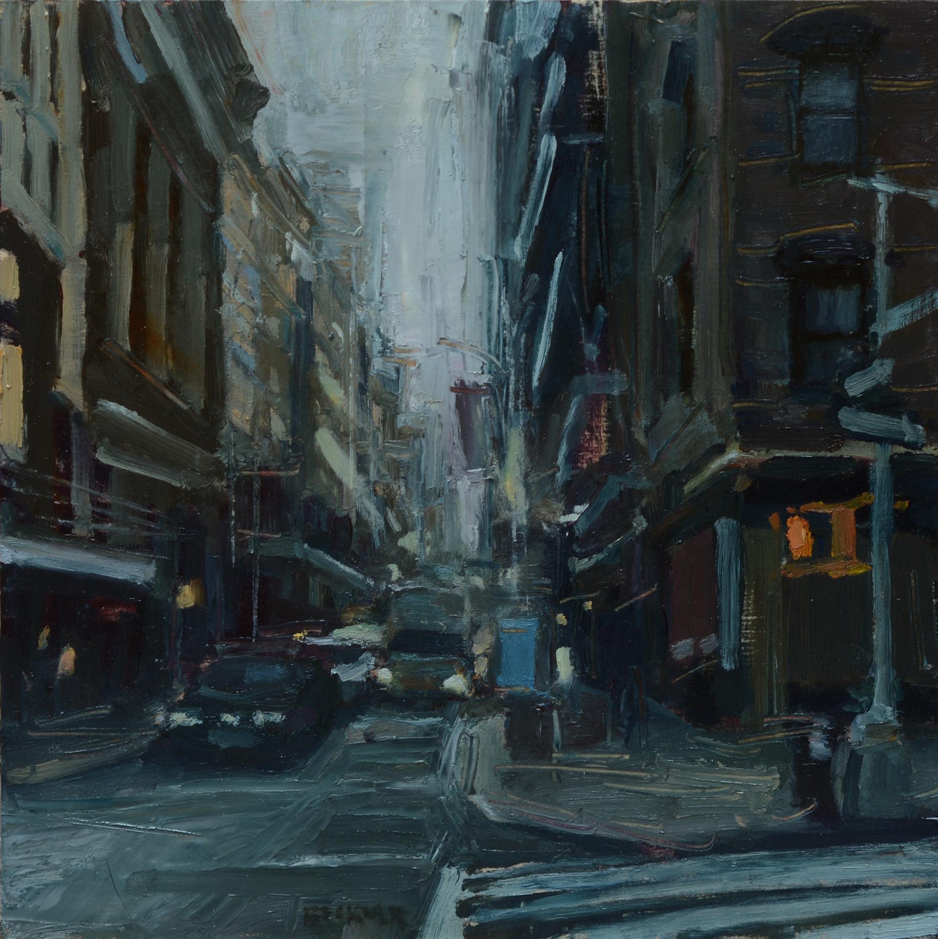 Below by Jim Beckner