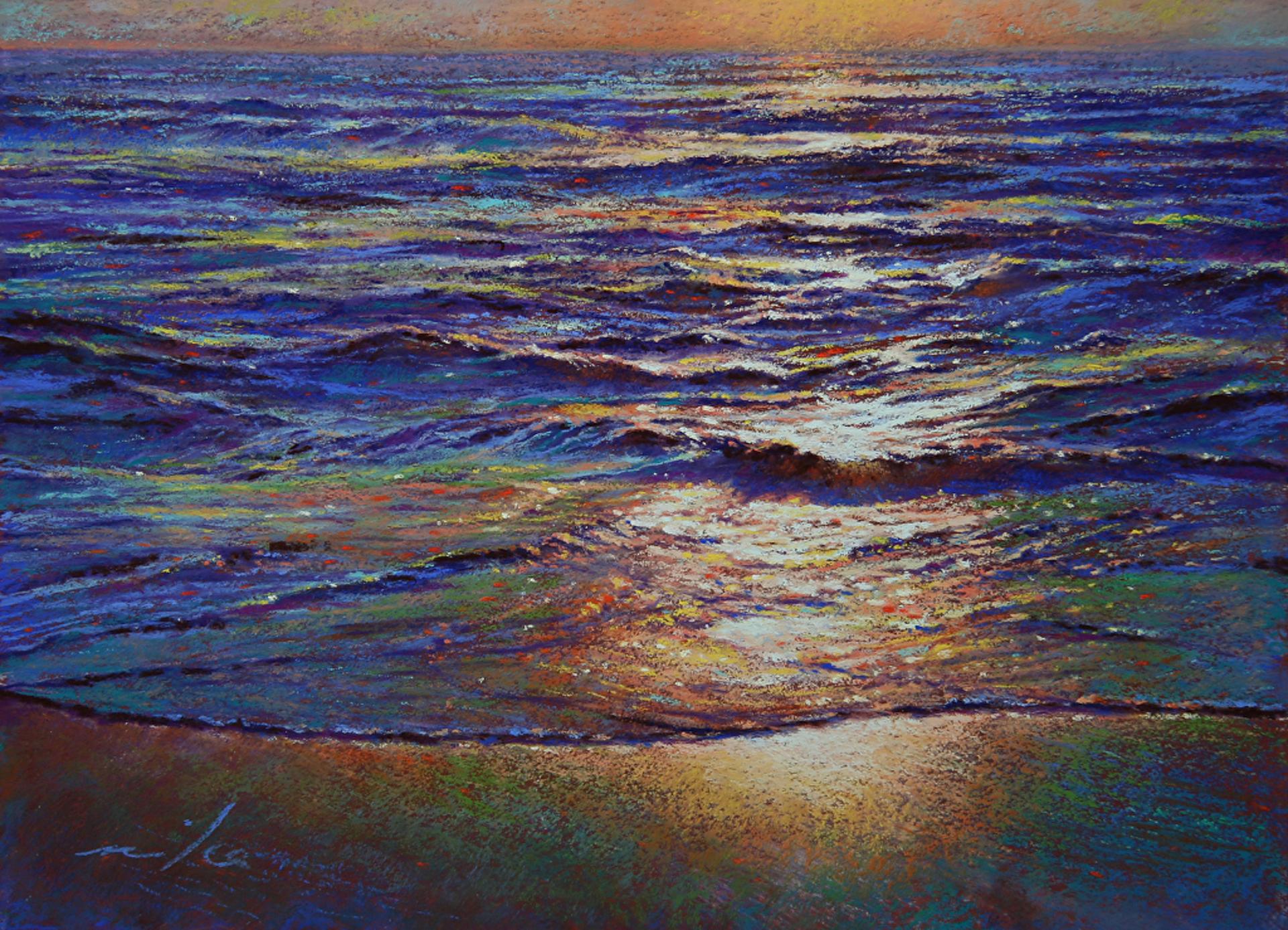 Turbulent Times by Mike Barret Kolasinski