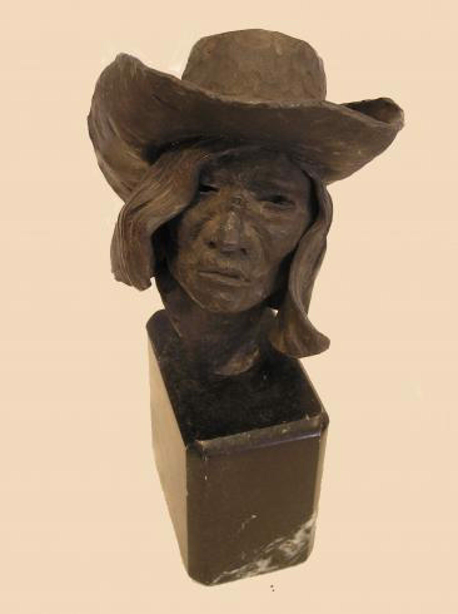 The Cowboy by Robert Wilson