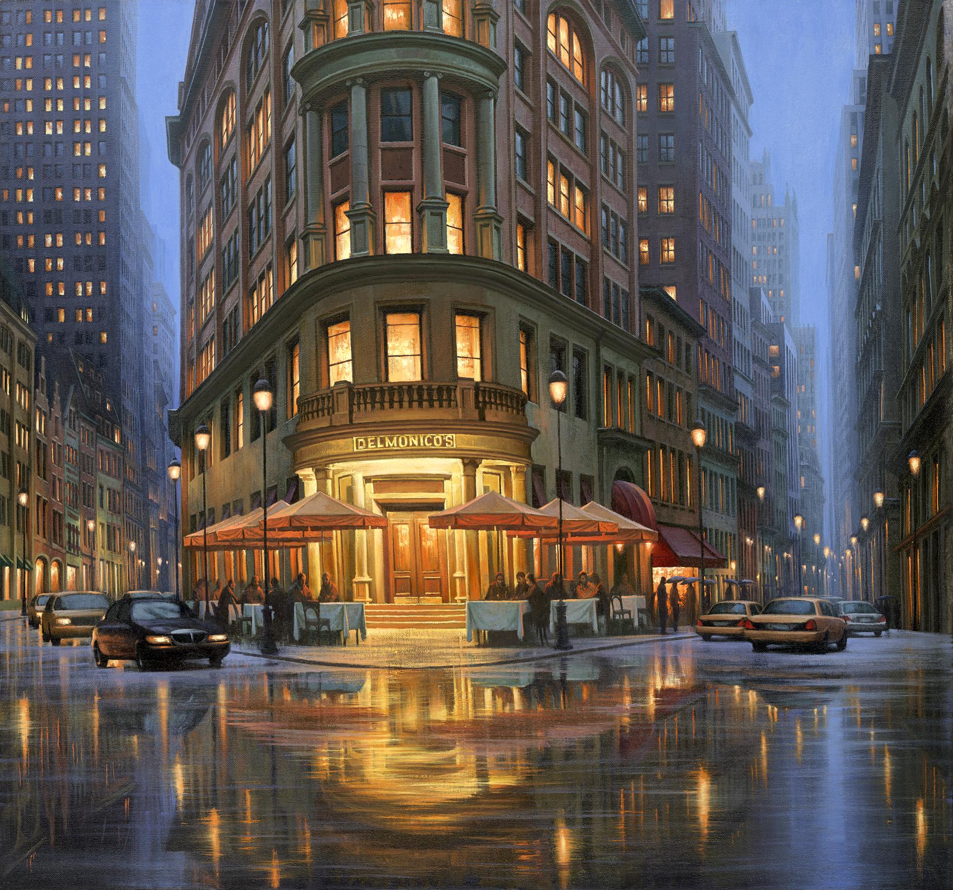 Summer Rain - Delmonico's Gold Series by Alexei Butirskiy