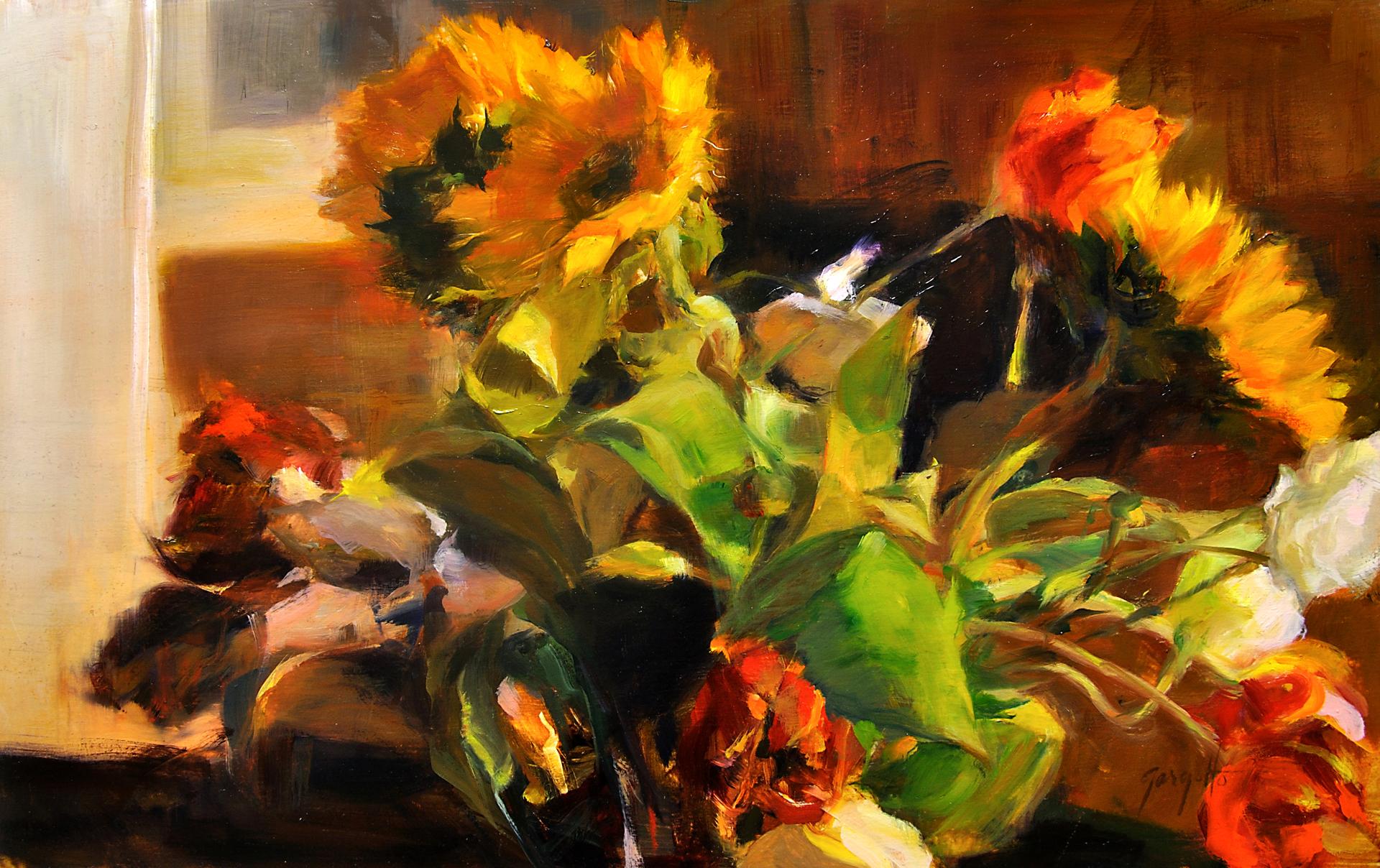 Mixed Arrangement by Ann Gargotto