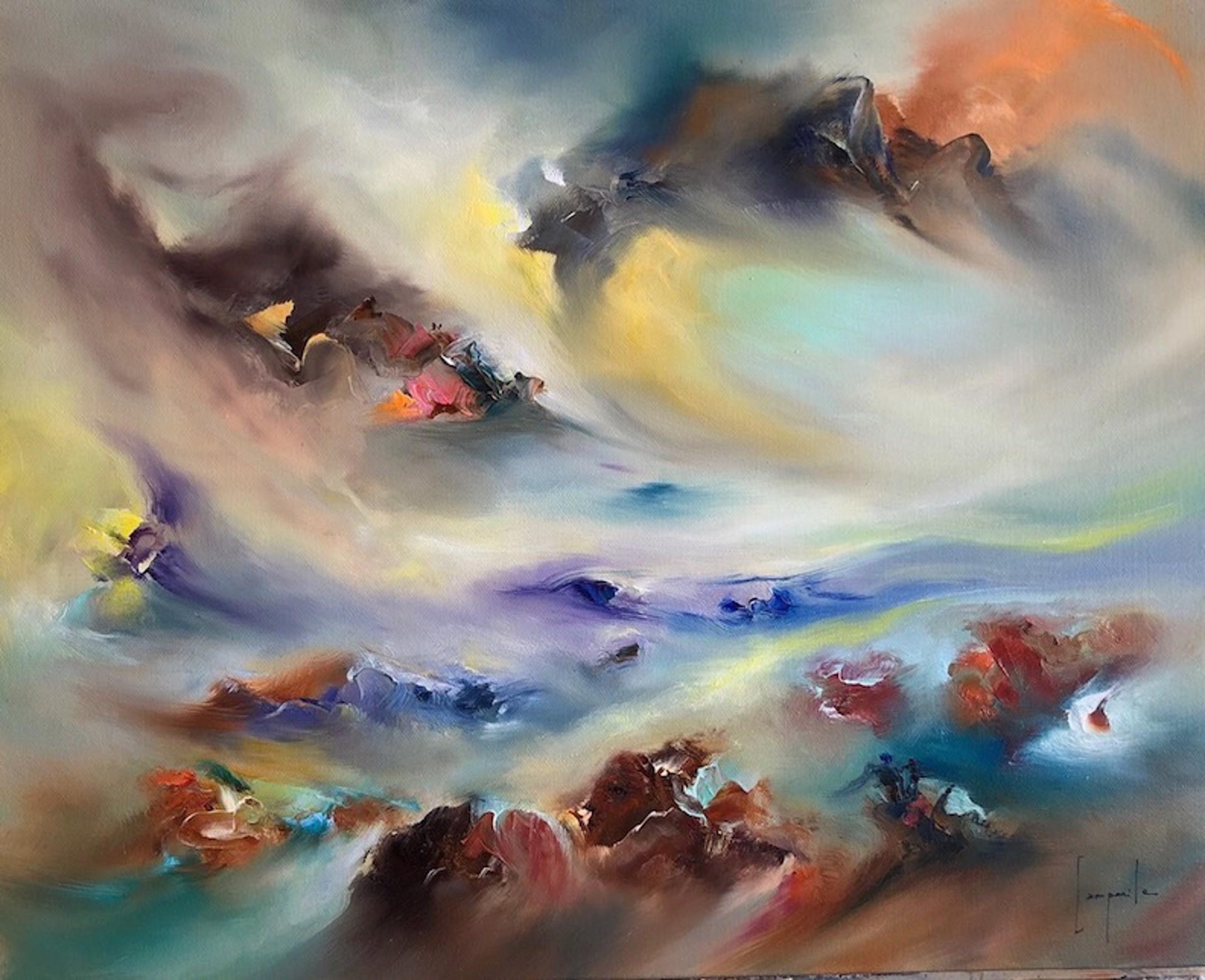 Mystic Voyage by Dario Campanile