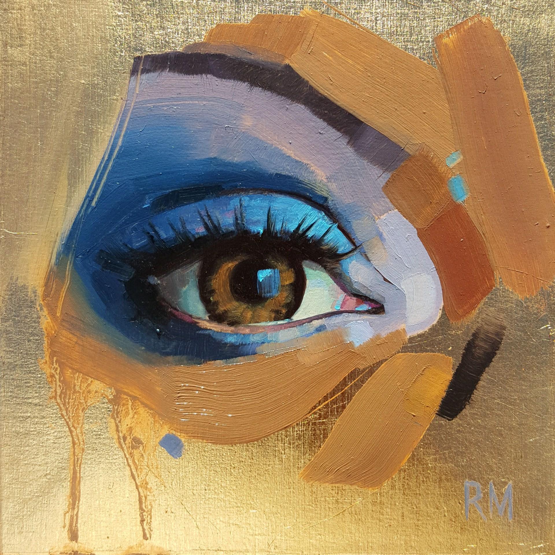 Golden Eye by Ryan Morse