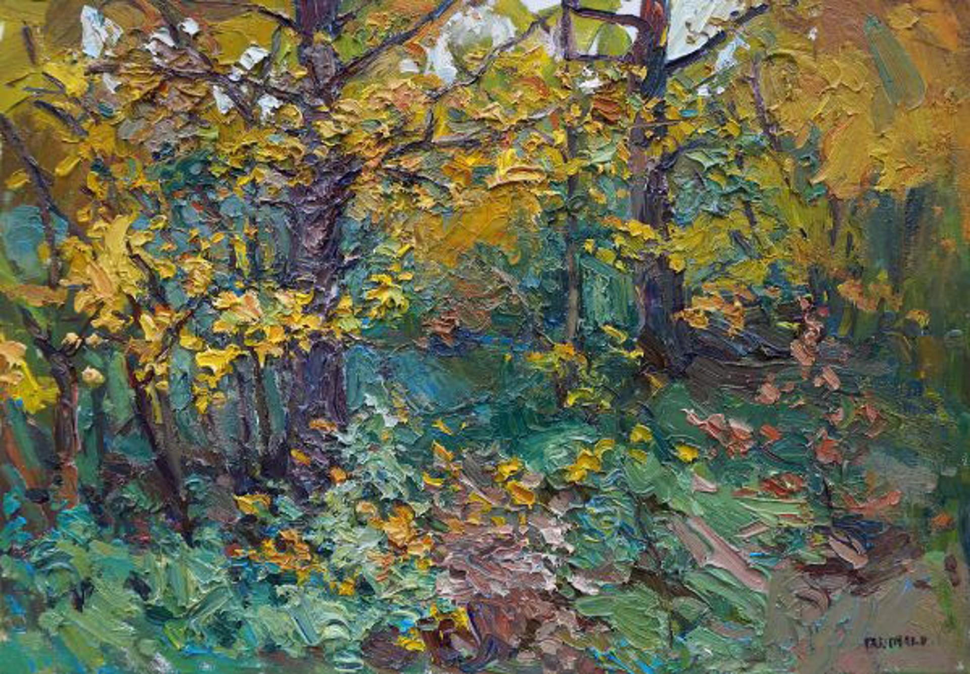 Autumne by Antonin Passemard