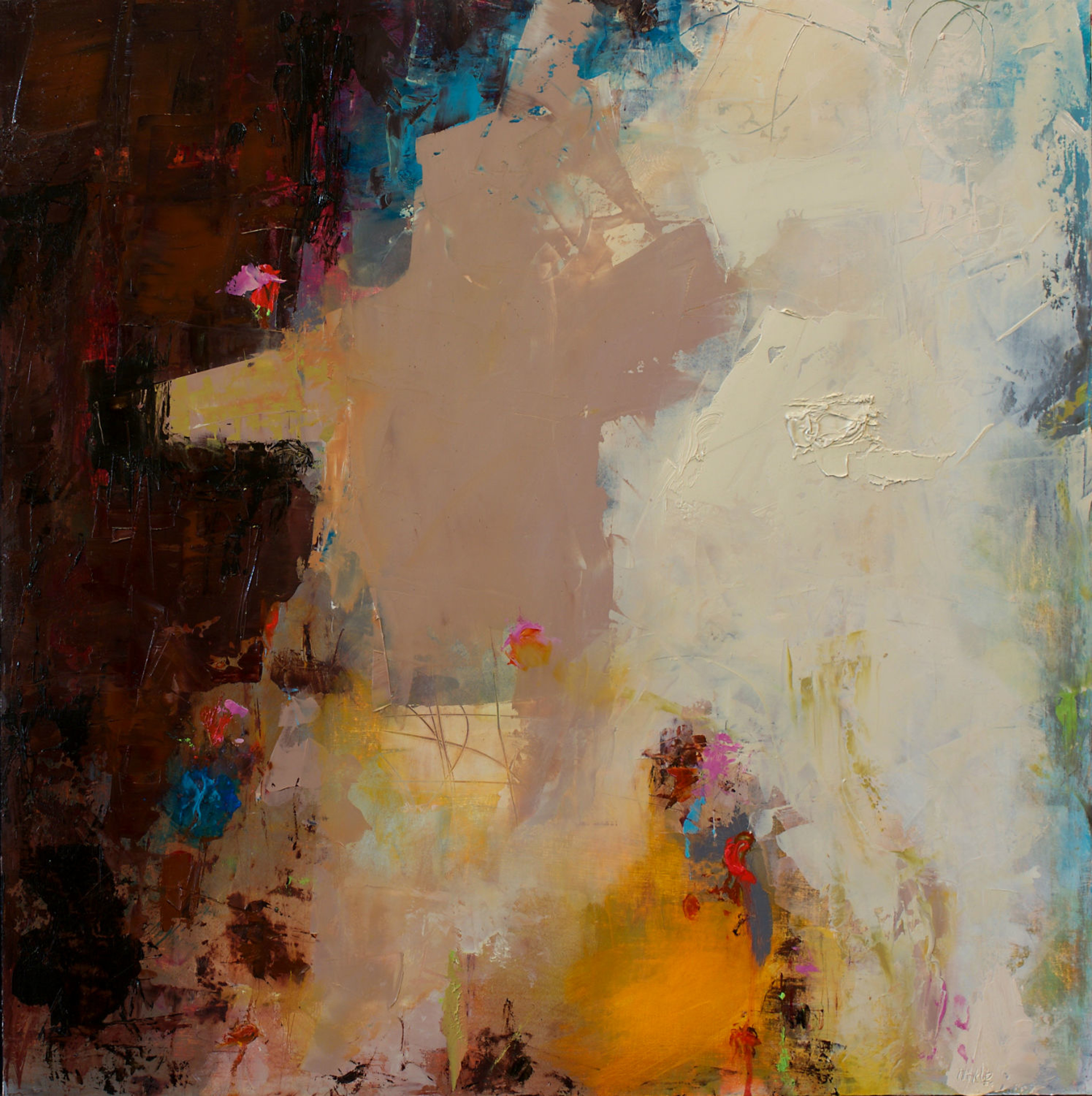 Desert Bloom I by Nicole Hyde