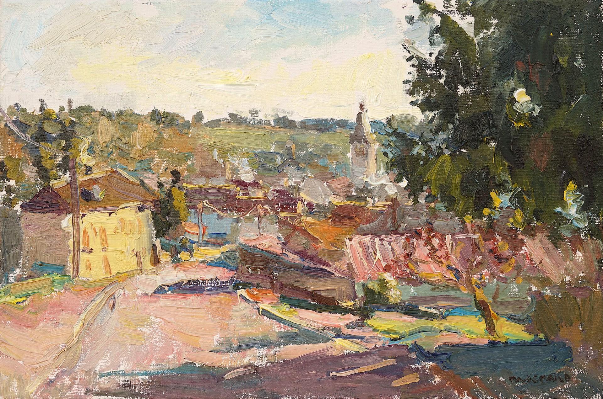 Afternoon by Antonin Passemard