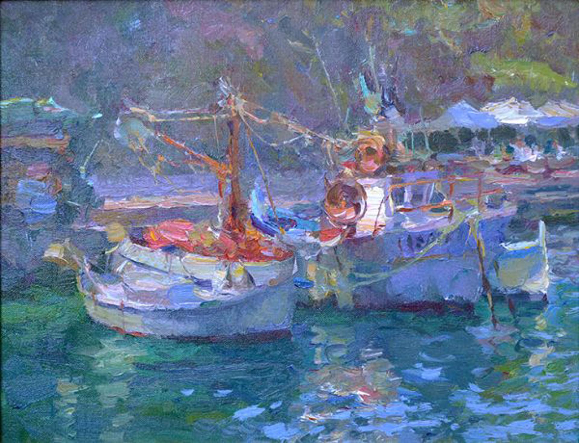 Portofino Italy by Kevin Macpherson