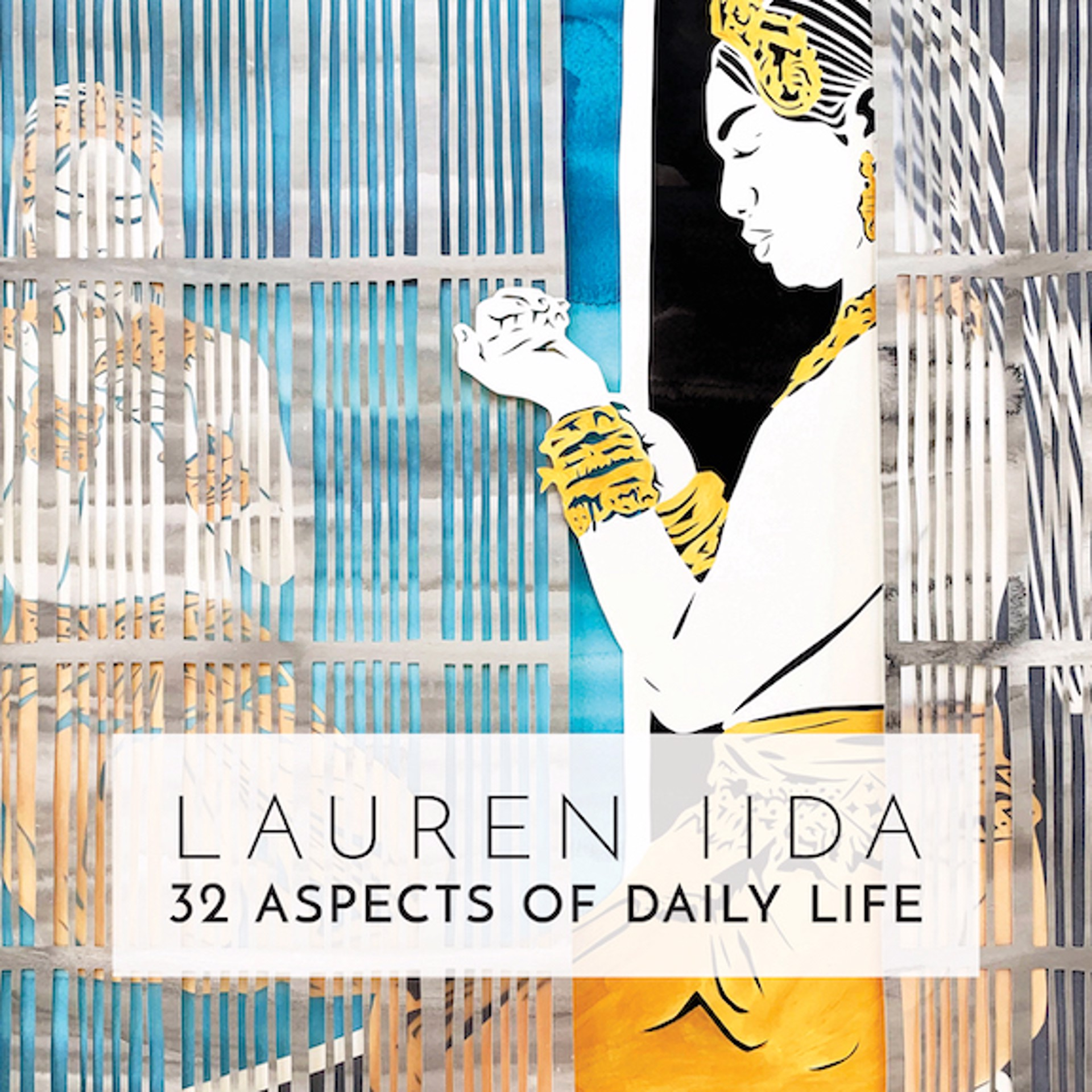 32 Aspects of Daily Life Exhibition Catalog by Lauren Iida