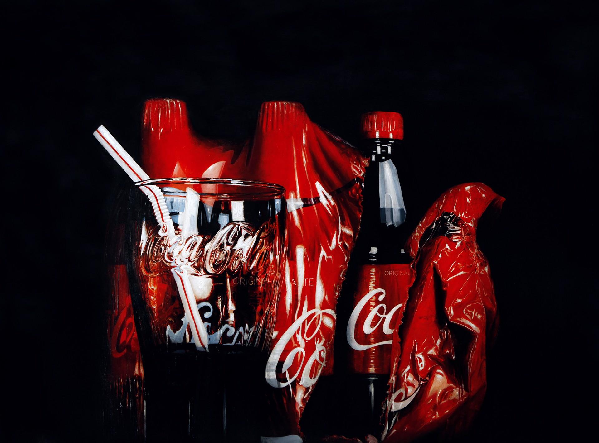 Coca Cola by Alexander Sheversky