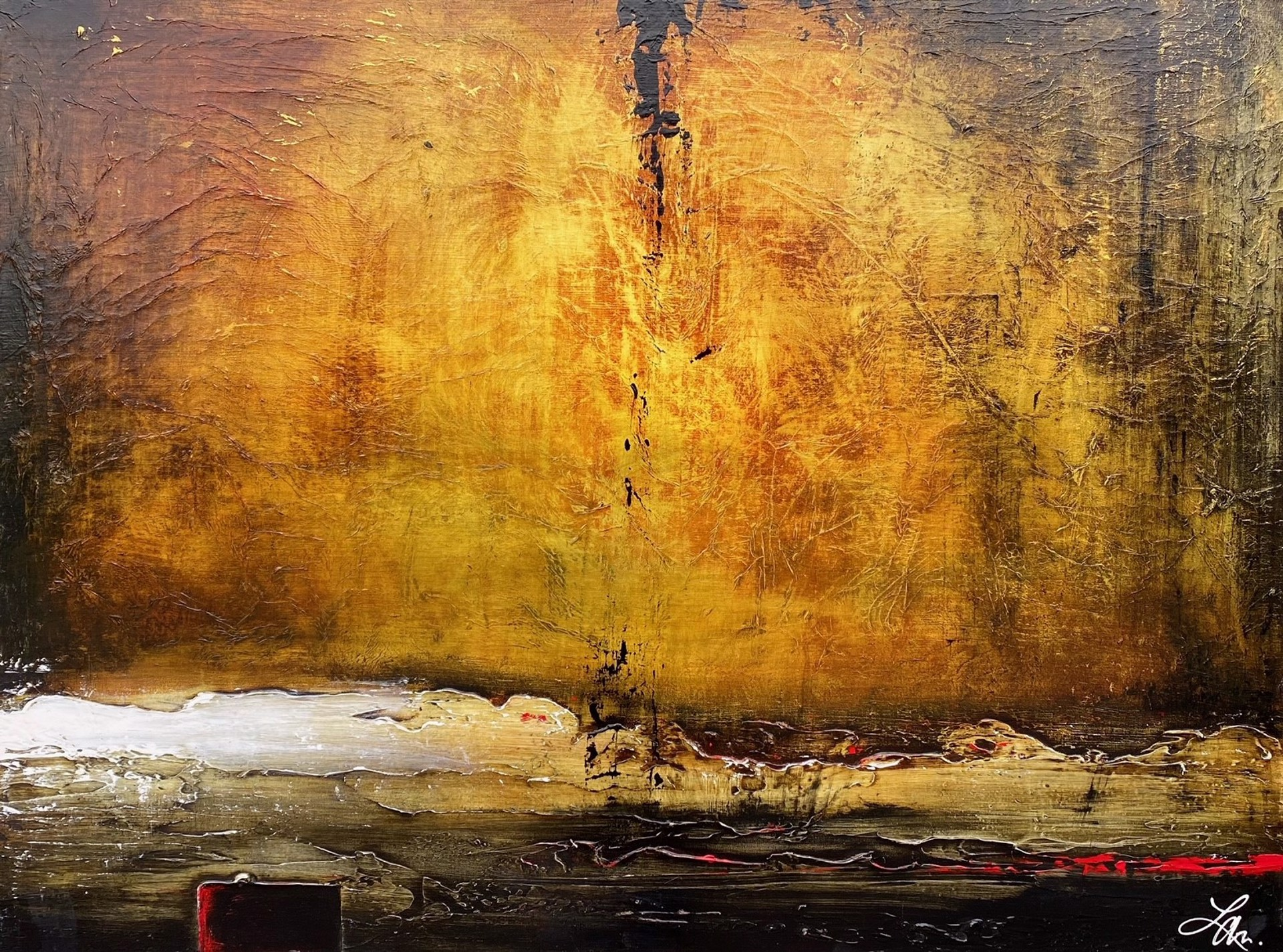 Laura Harris - Copper & Tar by Historical Art