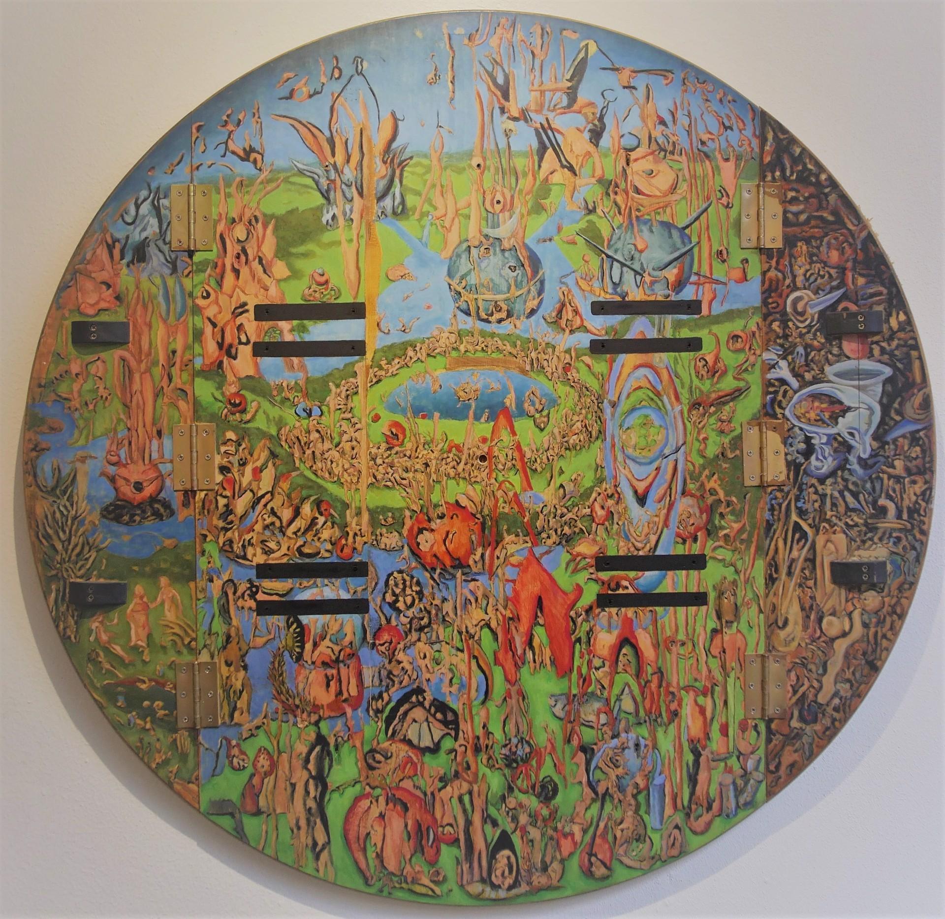 Abstracting Bosch by David Hefner
