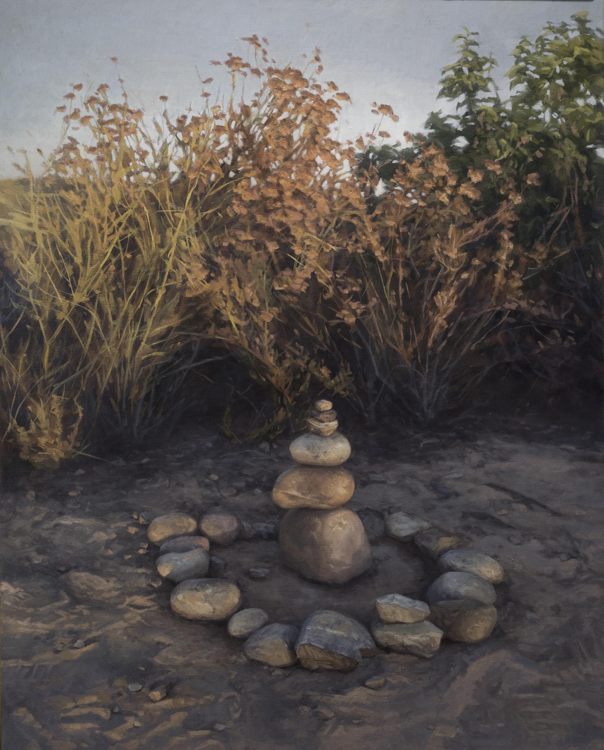Bedrock by Robin Cole