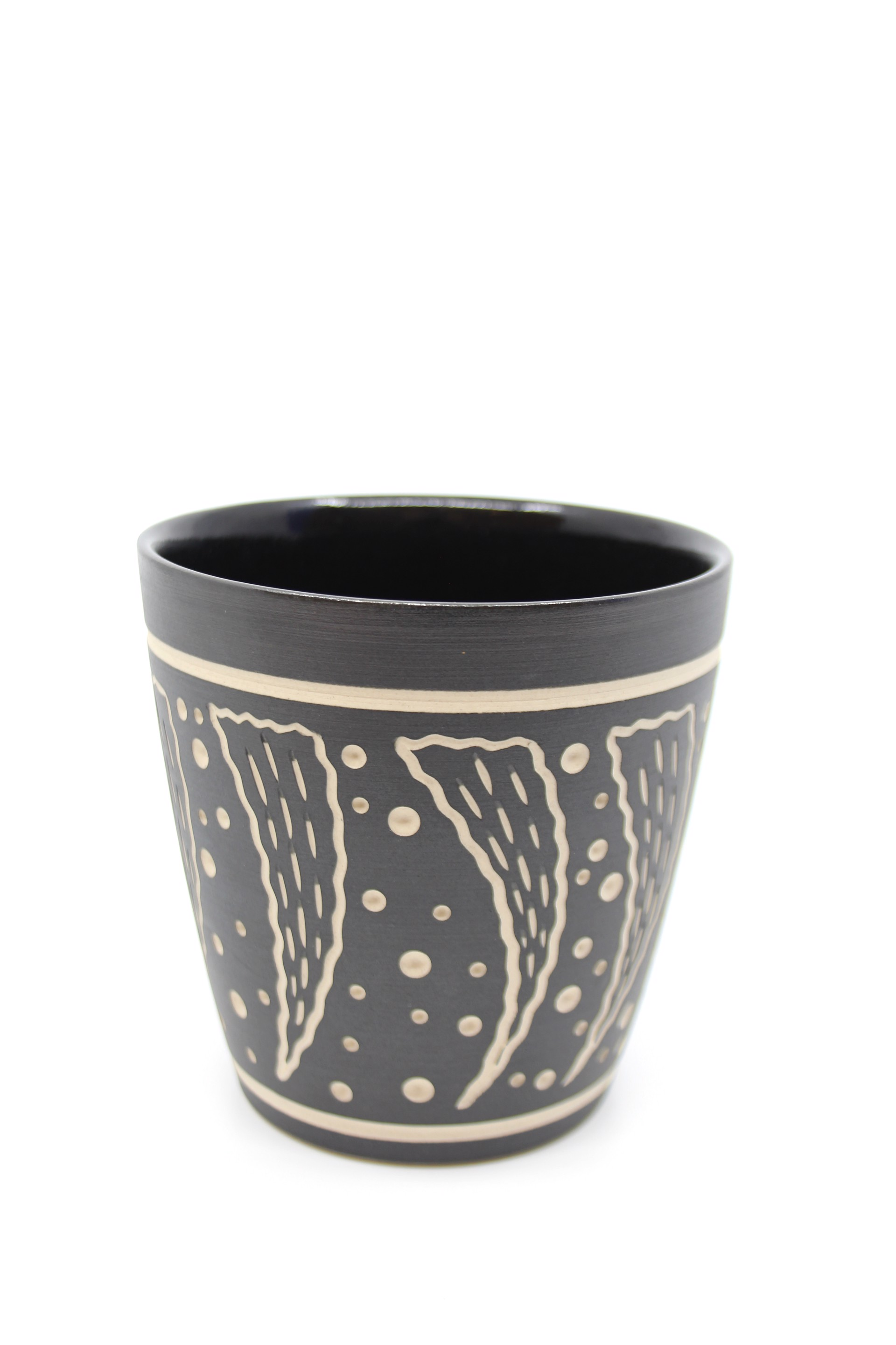 Black Cup by Chris Casey