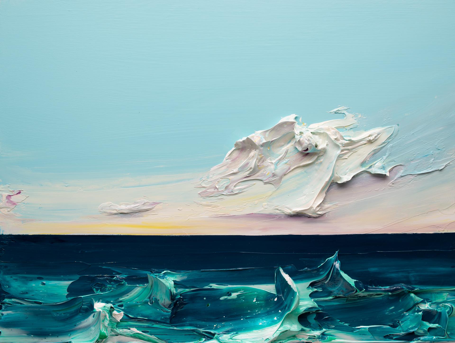 SEASCAPE SS-32x24-2020-032 by JUSTIN GAFFREY