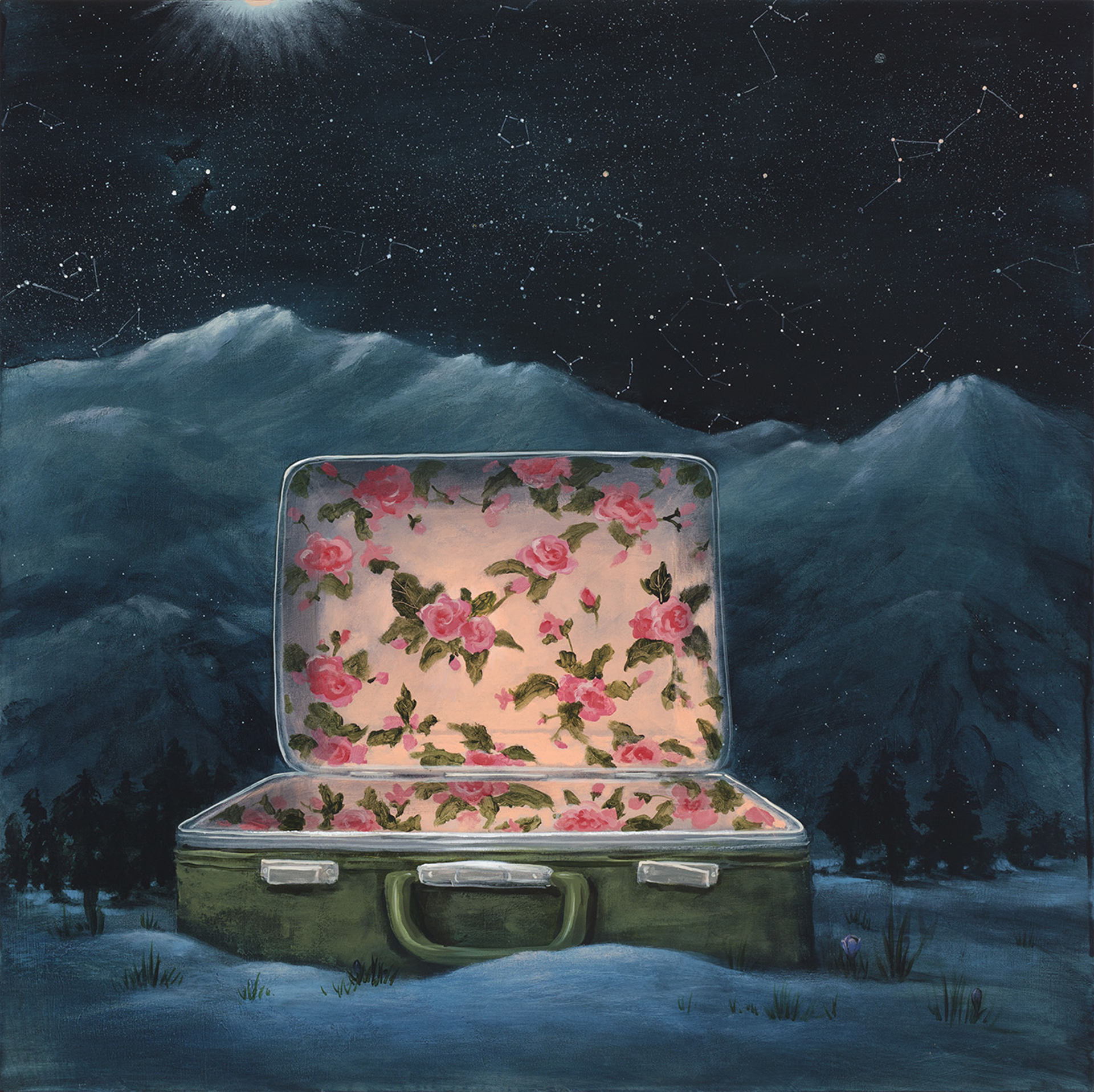 The Night Before Spring by Kevin Sloan