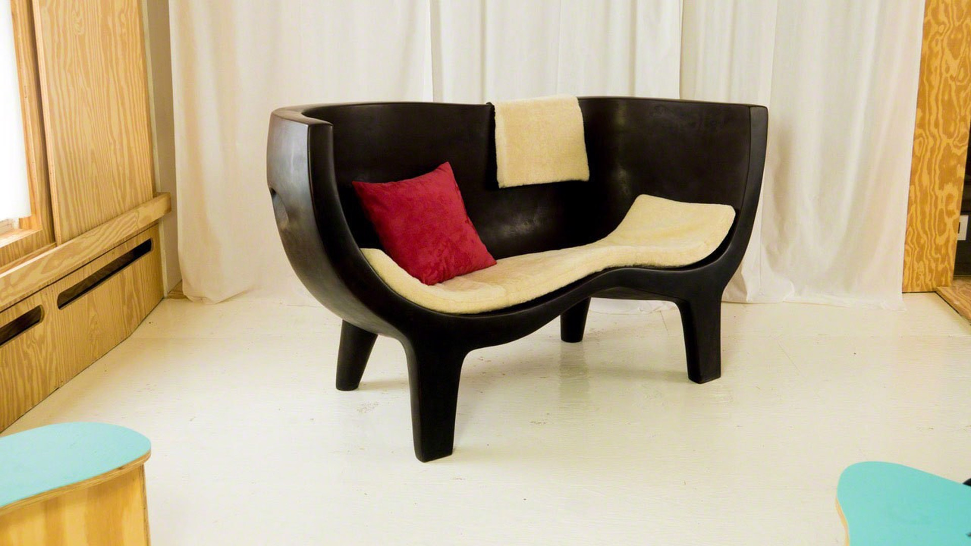 """Aubrac"" Sofa  by Jacques Jarrige"