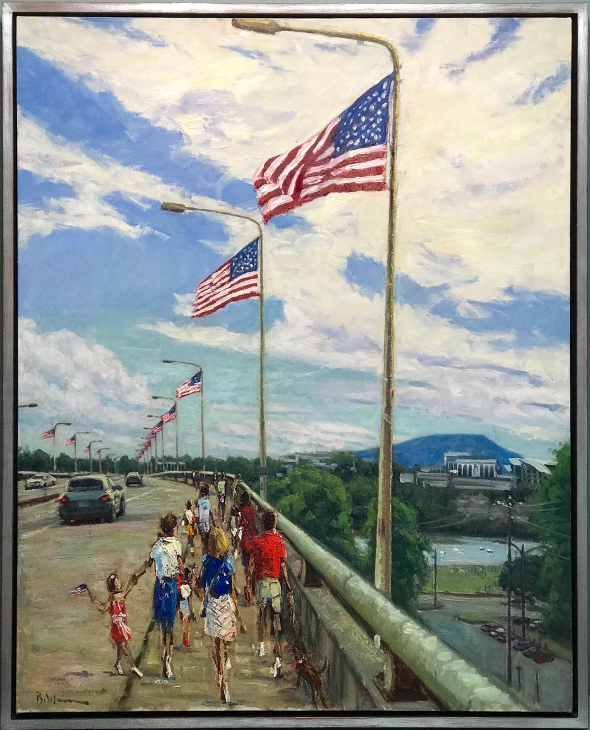 Honoring Our Veterans by Brett Weaver