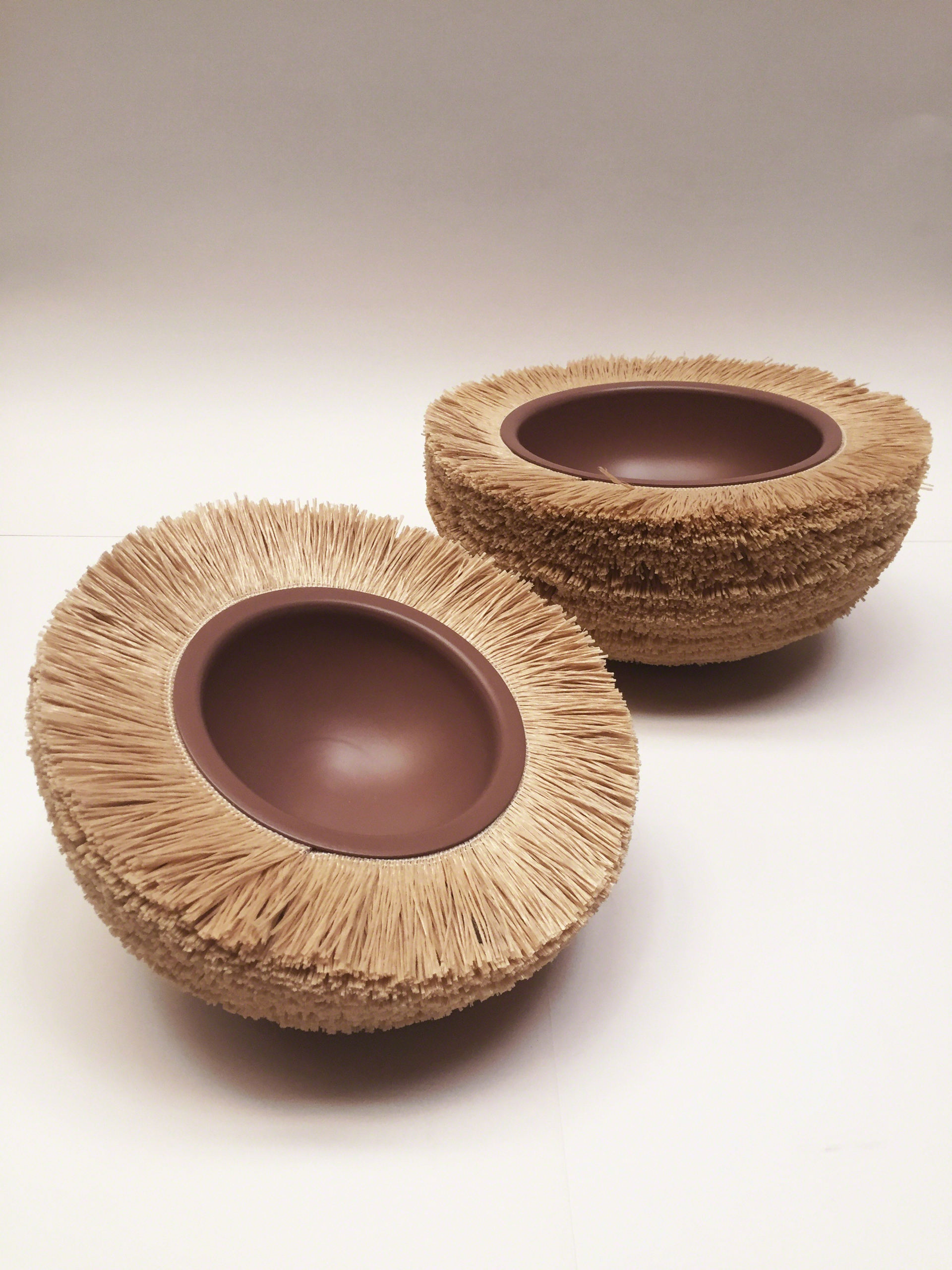 """Nido"" Bowl by Cristian Mohaded"