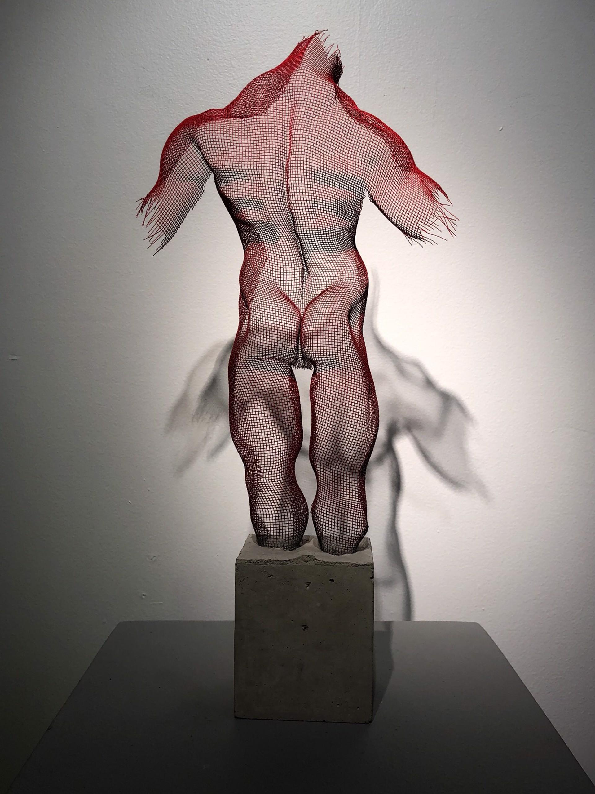 Shadow Sculpture by Ofer Rubin