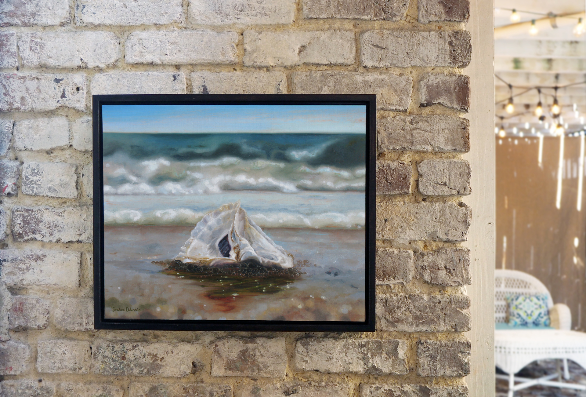 Toast the Coast by Sara Jane Doberstein