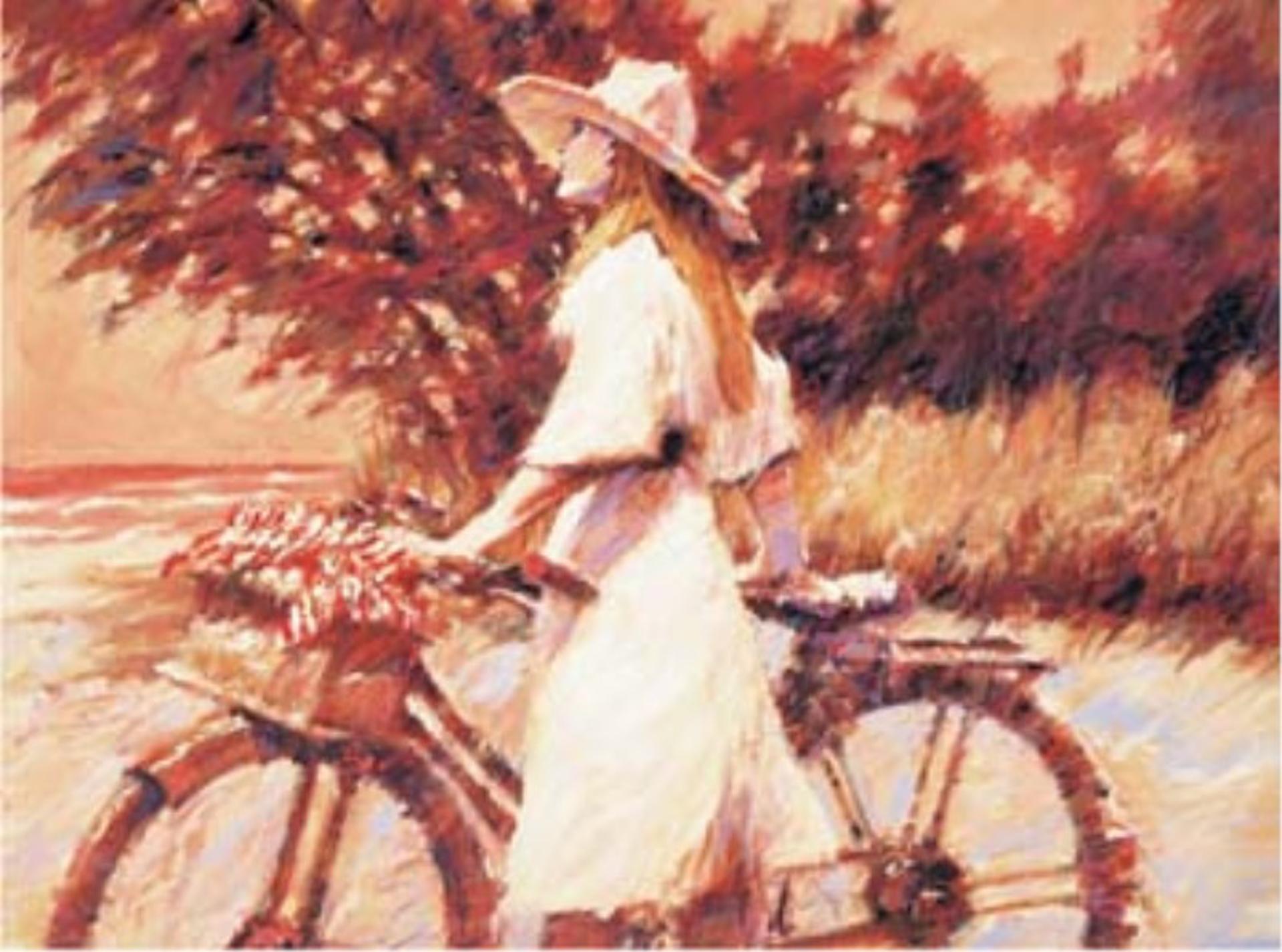 Autumn Ride by Aldo Luongo