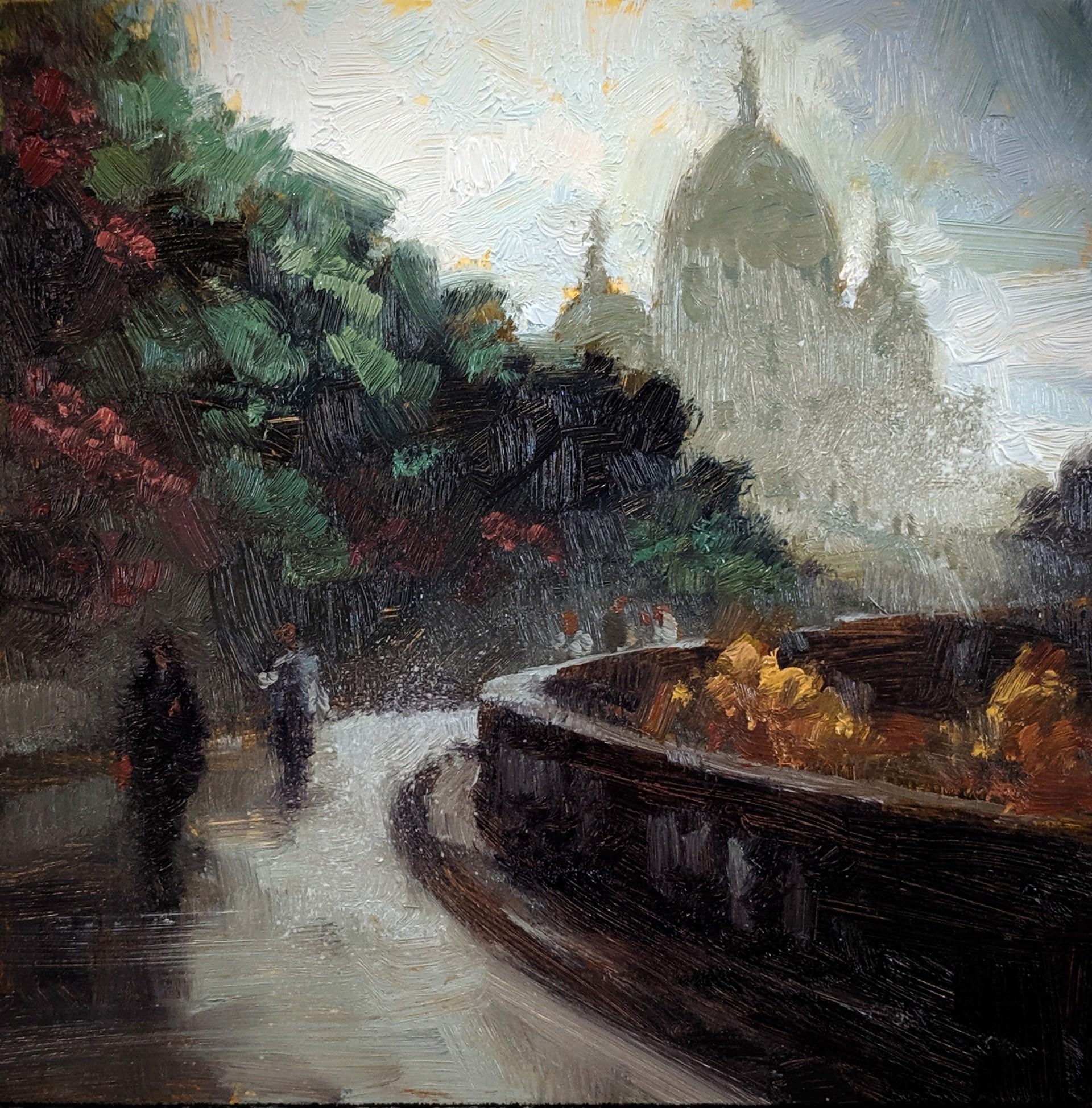 Story of Paris, Vol I, No. 9 by Christopher Clark