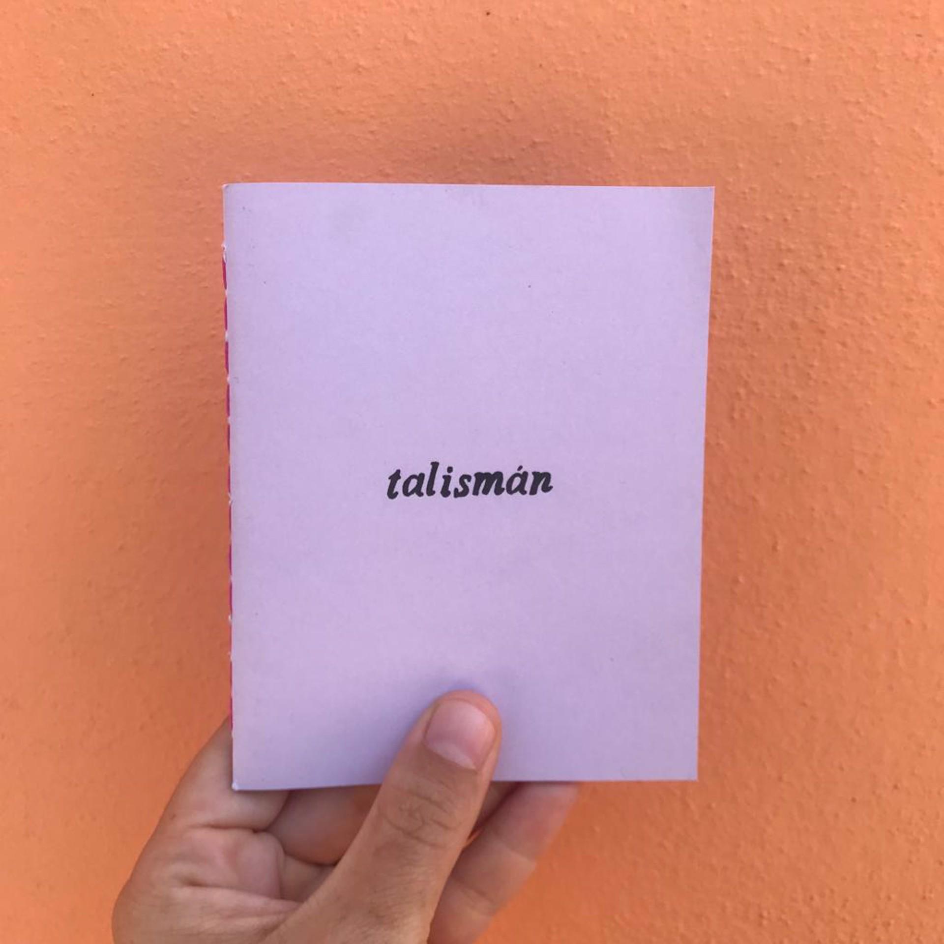 Talismán: Objetos mágicos ilustrados por mujeres en México  by Polvoh Press