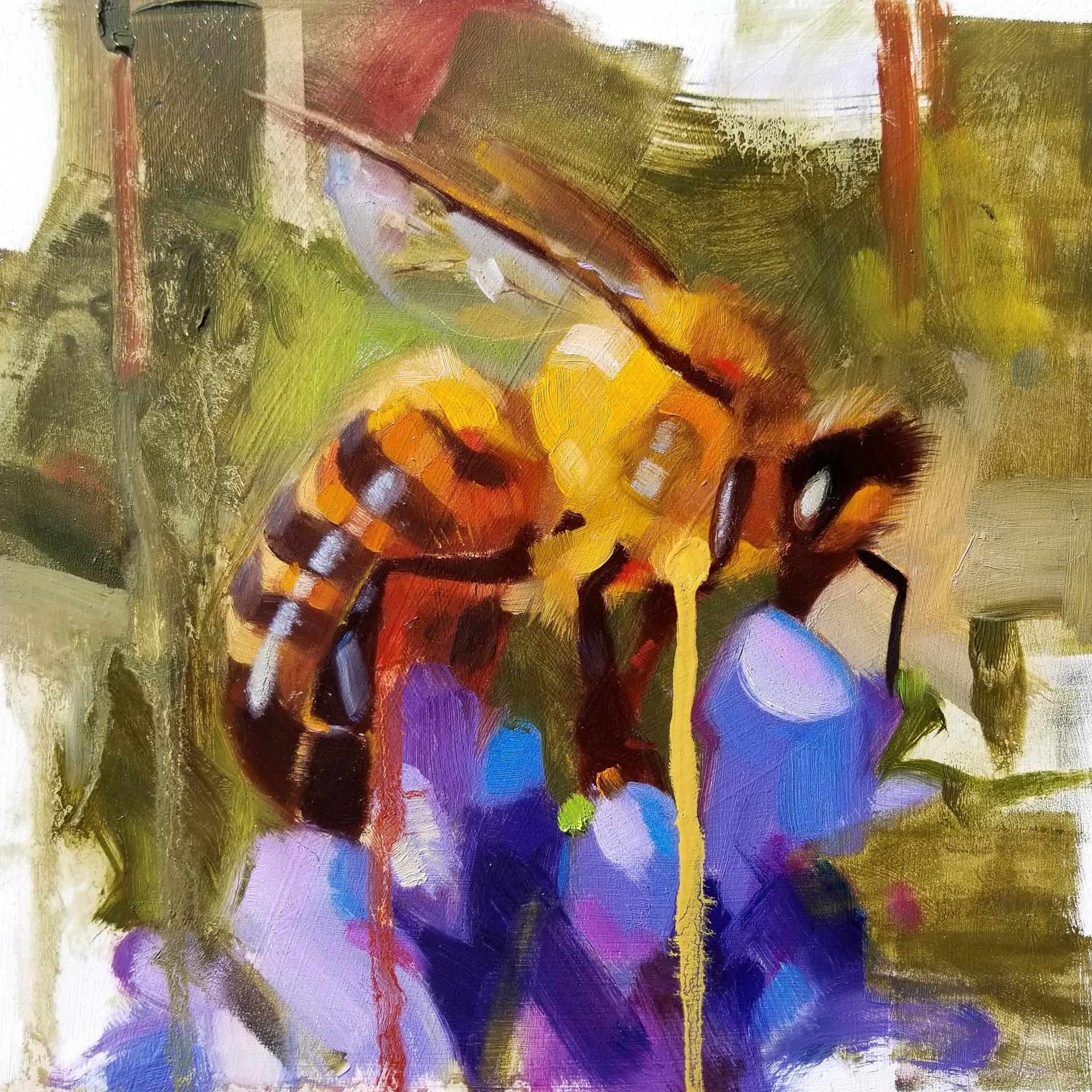 Honey Bee by Ryan Morse