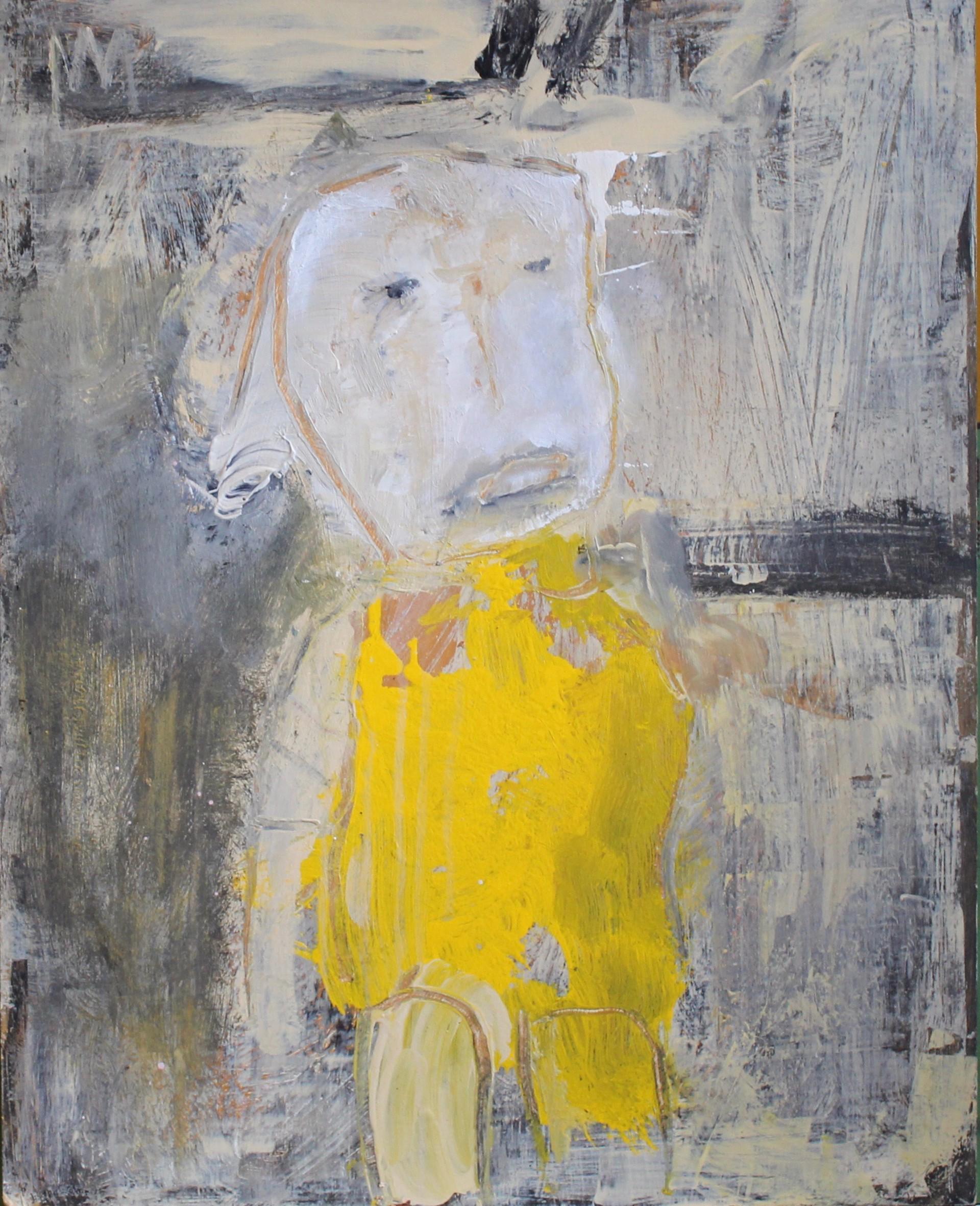 Art Critic by Michael Snodgrass