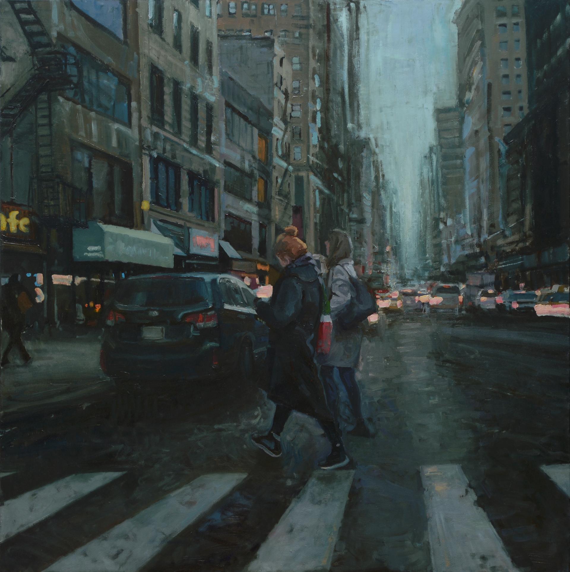 Walker by Jim Beckner